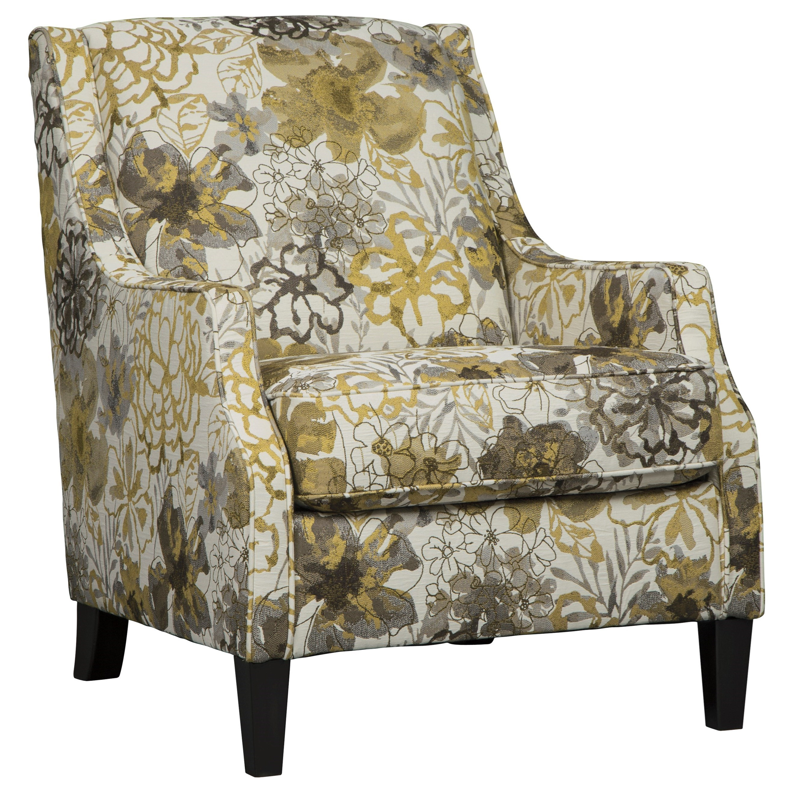 Mandee Accent Chair by Benchcraft at Miller Waldrop Furniture and Decor