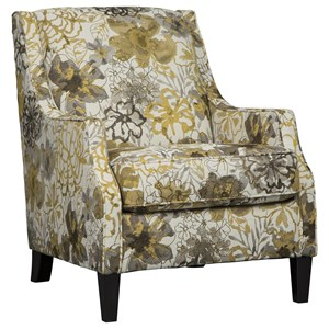 Accent Chair with Contemporary Style