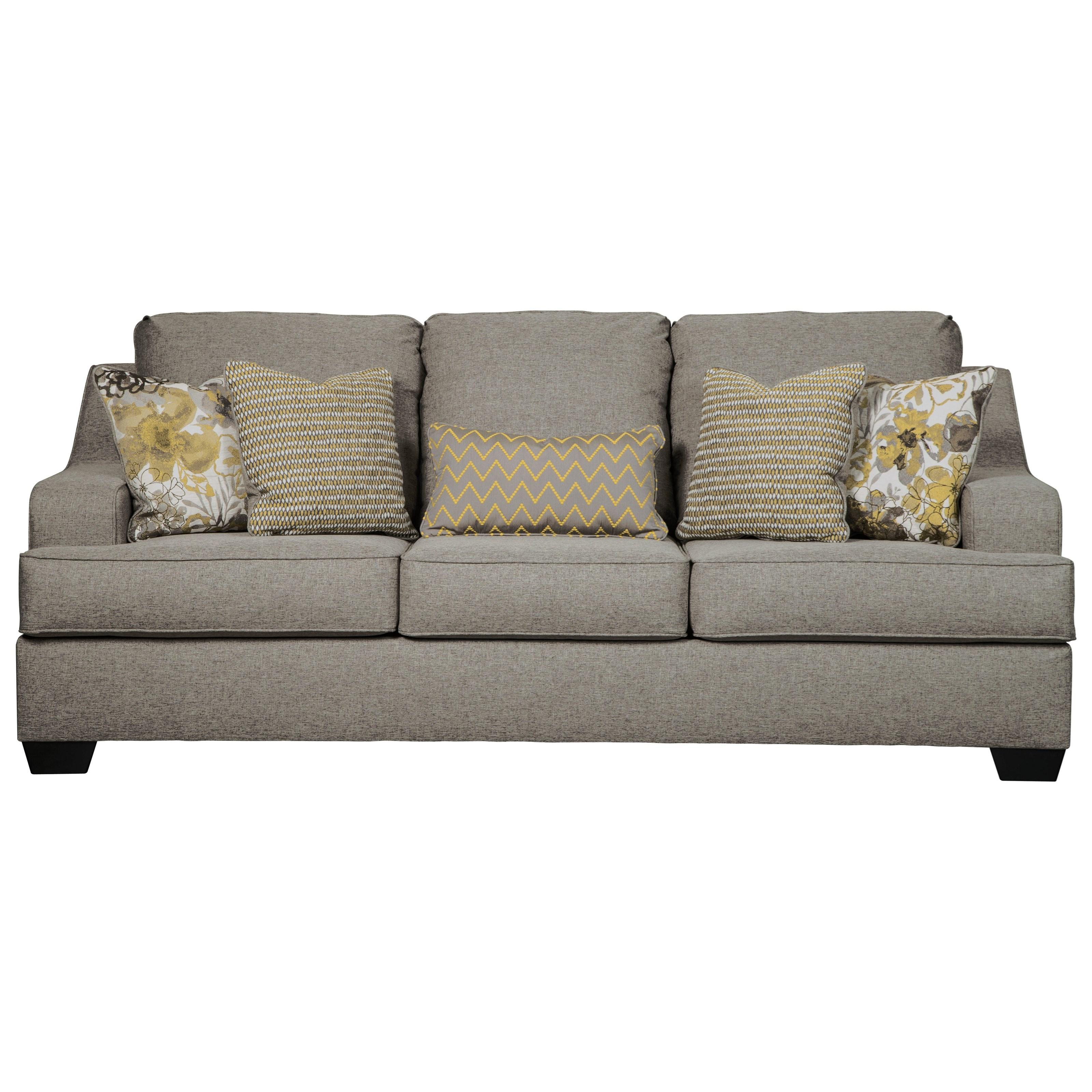 Mandee Queen Sofa Sleeper by Benchcraft at Carolina Direct