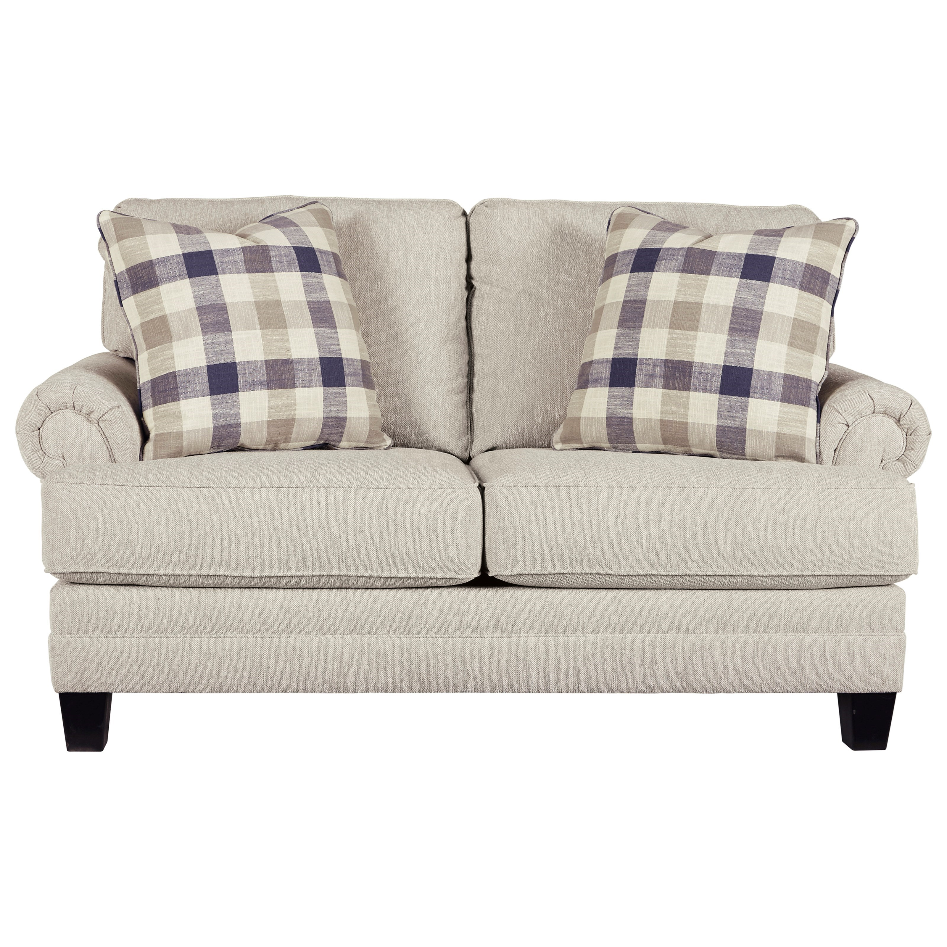 Meggett Loveseat by Benchcraft at Northeast Factory Direct