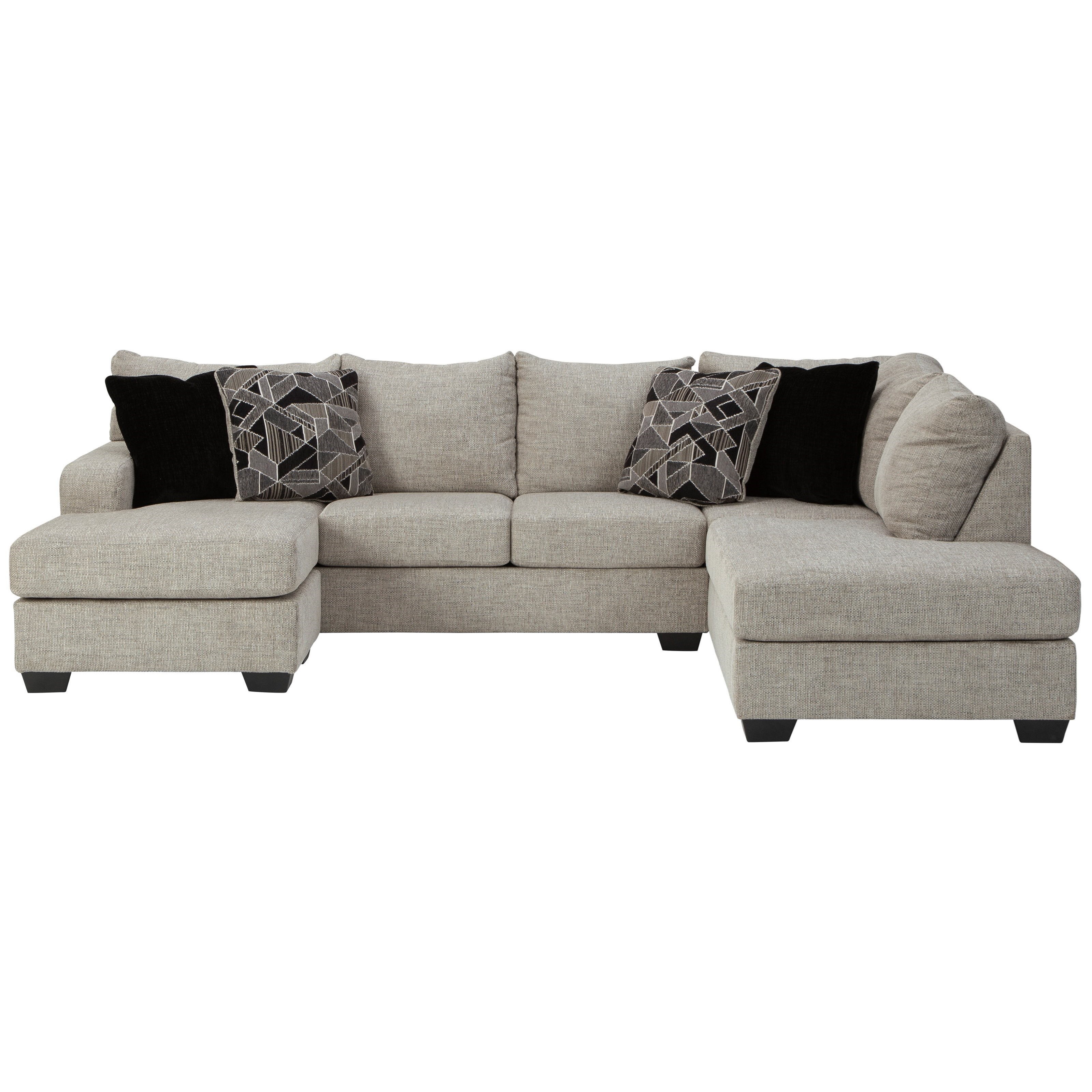 Megginson Sectional by Benchcraft at Beck's Furniture