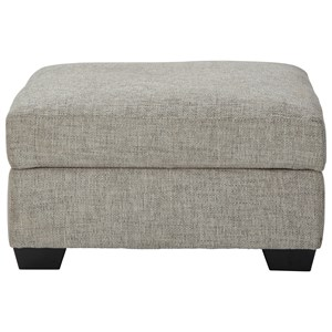 Contemporary Ottoman with Storage