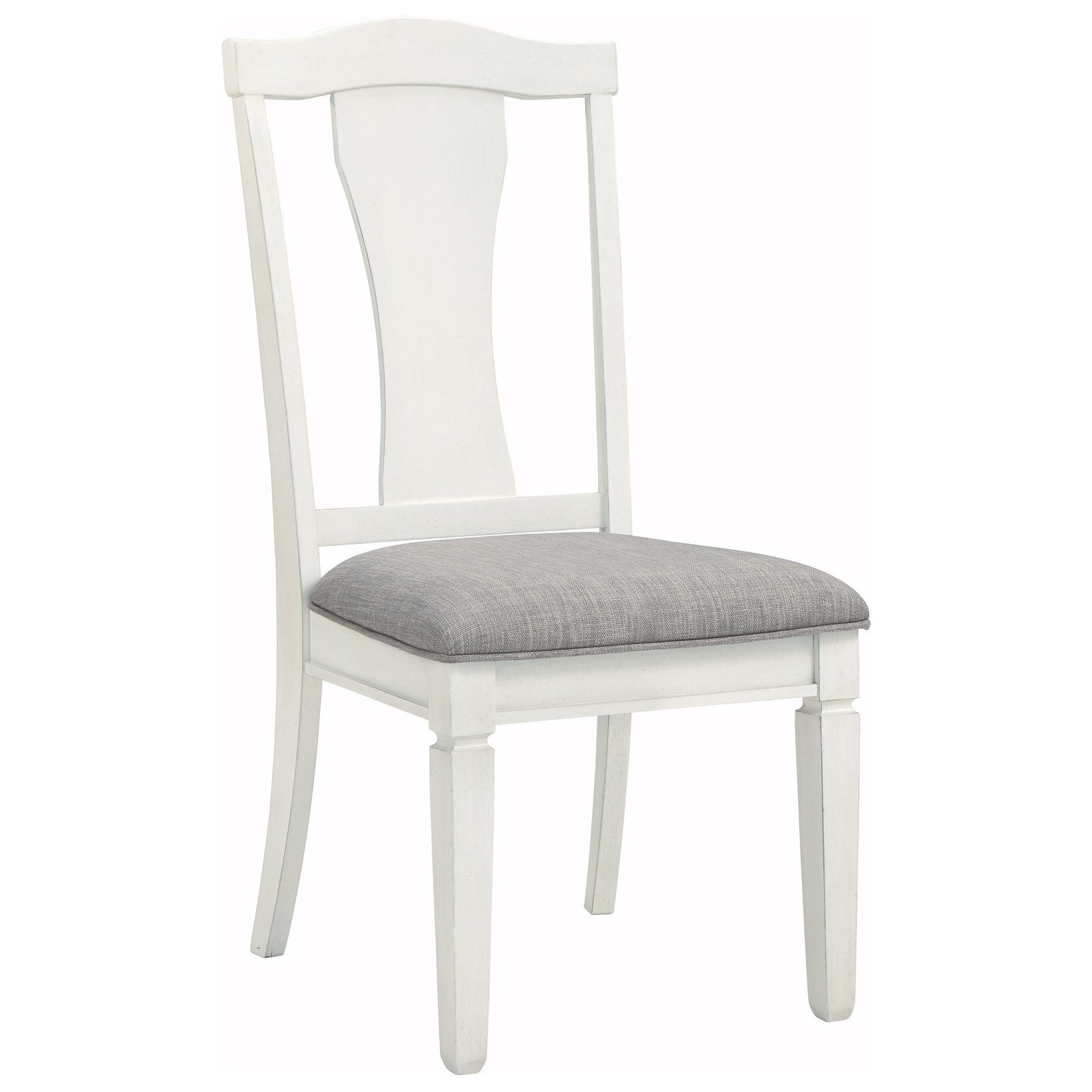 Nashbryn Side Chair by Benchcraft at Miller Waldrop Furniture and Decor