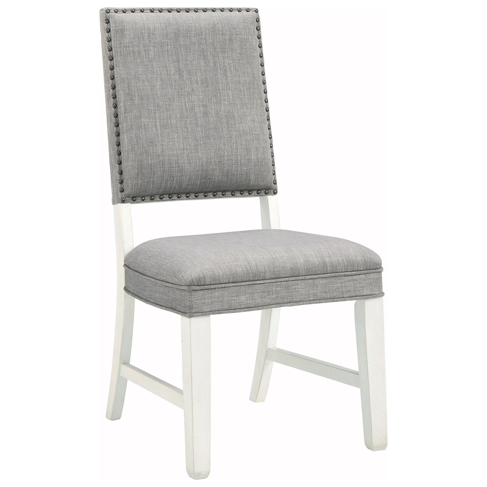 Nashbryn Dining Chair by Benchcraft at Walker's Furniture