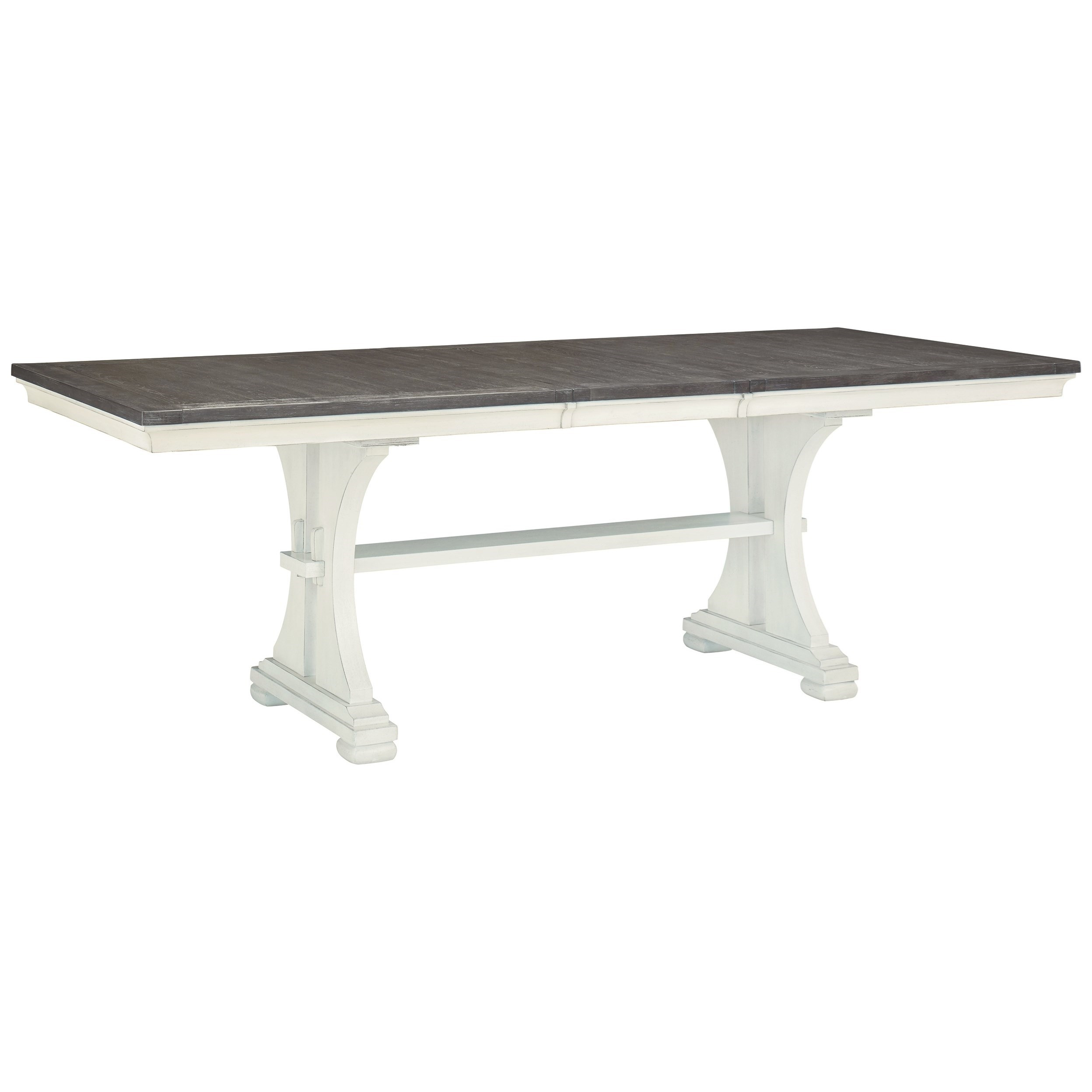 Nashbryn Dining Table by Benchcraft at Walker's Furniture