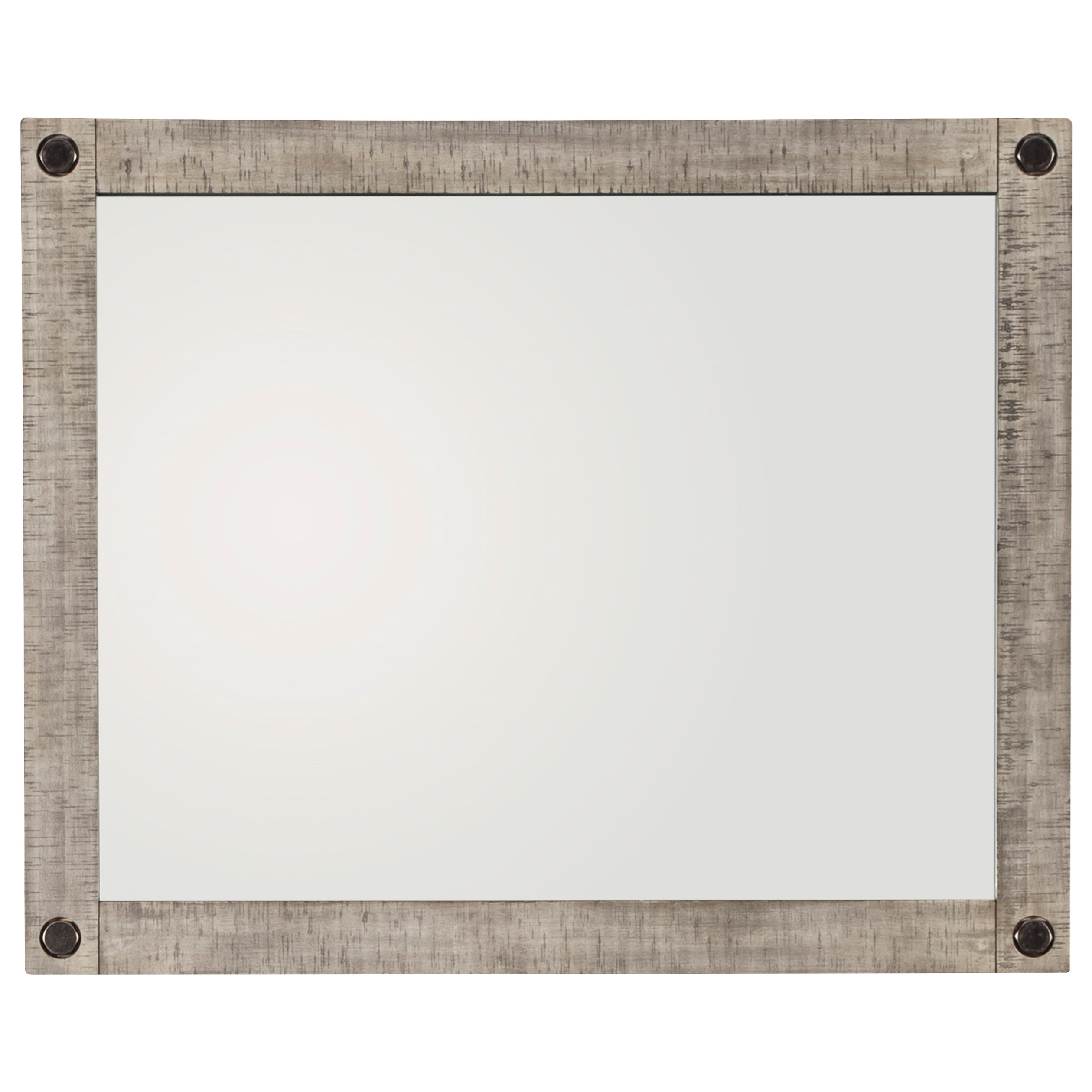 Naydell Bedroom Mirror by Benchcraft at Walker's Furniture