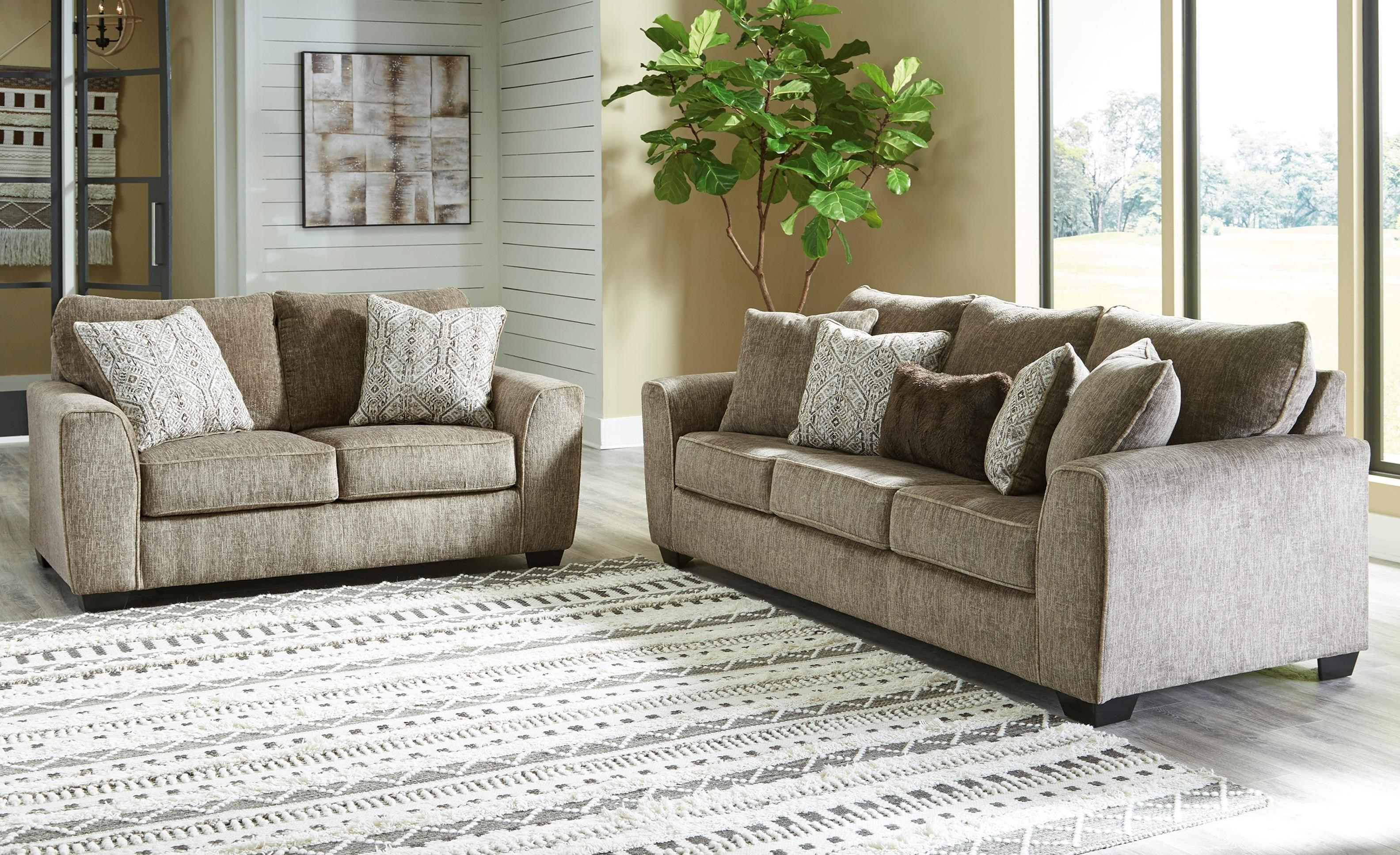 Olin Living Room Group by Benchcraft at Value City Furniture