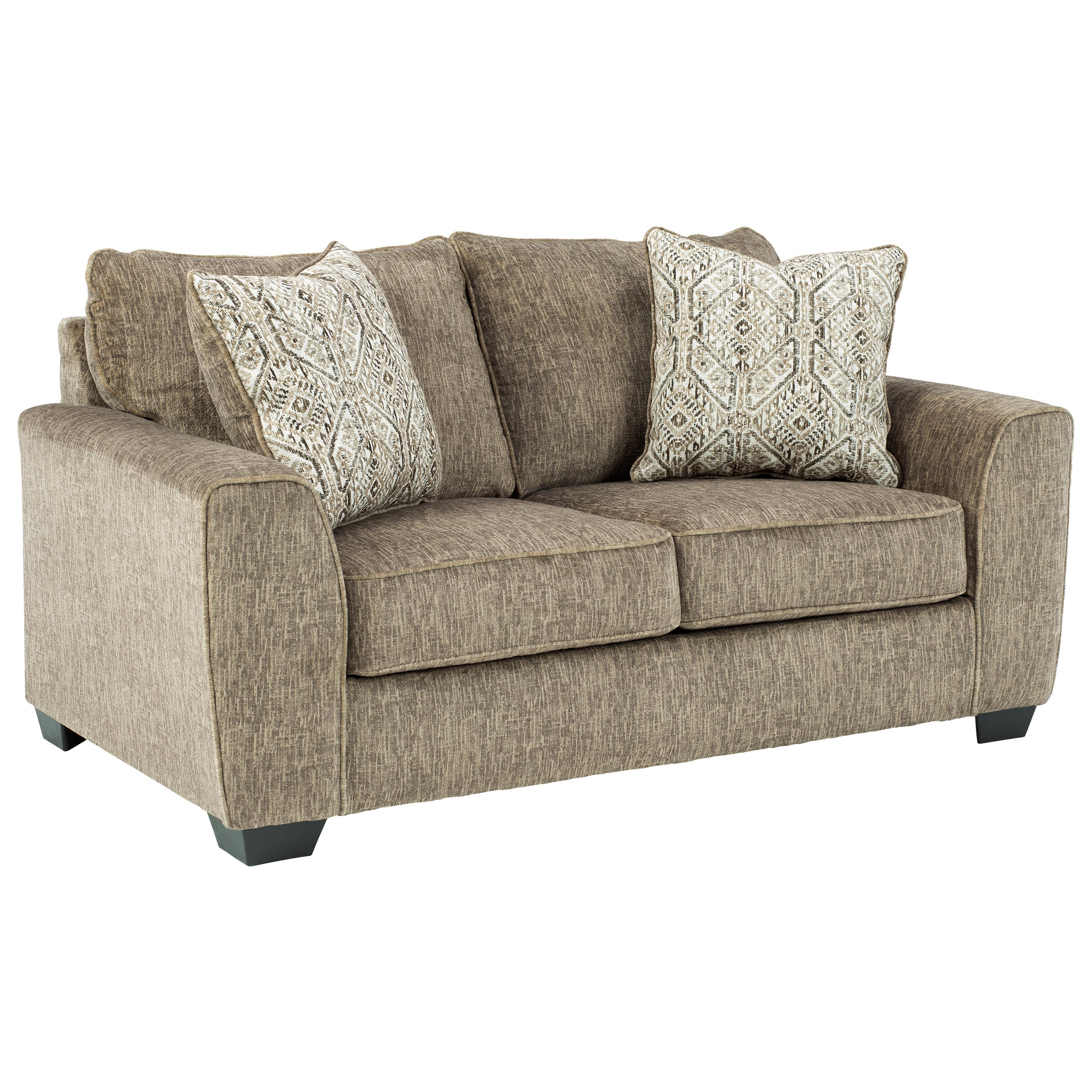 Olin Loveseat by Benchcraft at Beck's Furniture