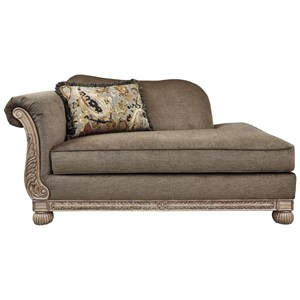 Traditional LAF Corner Chaise