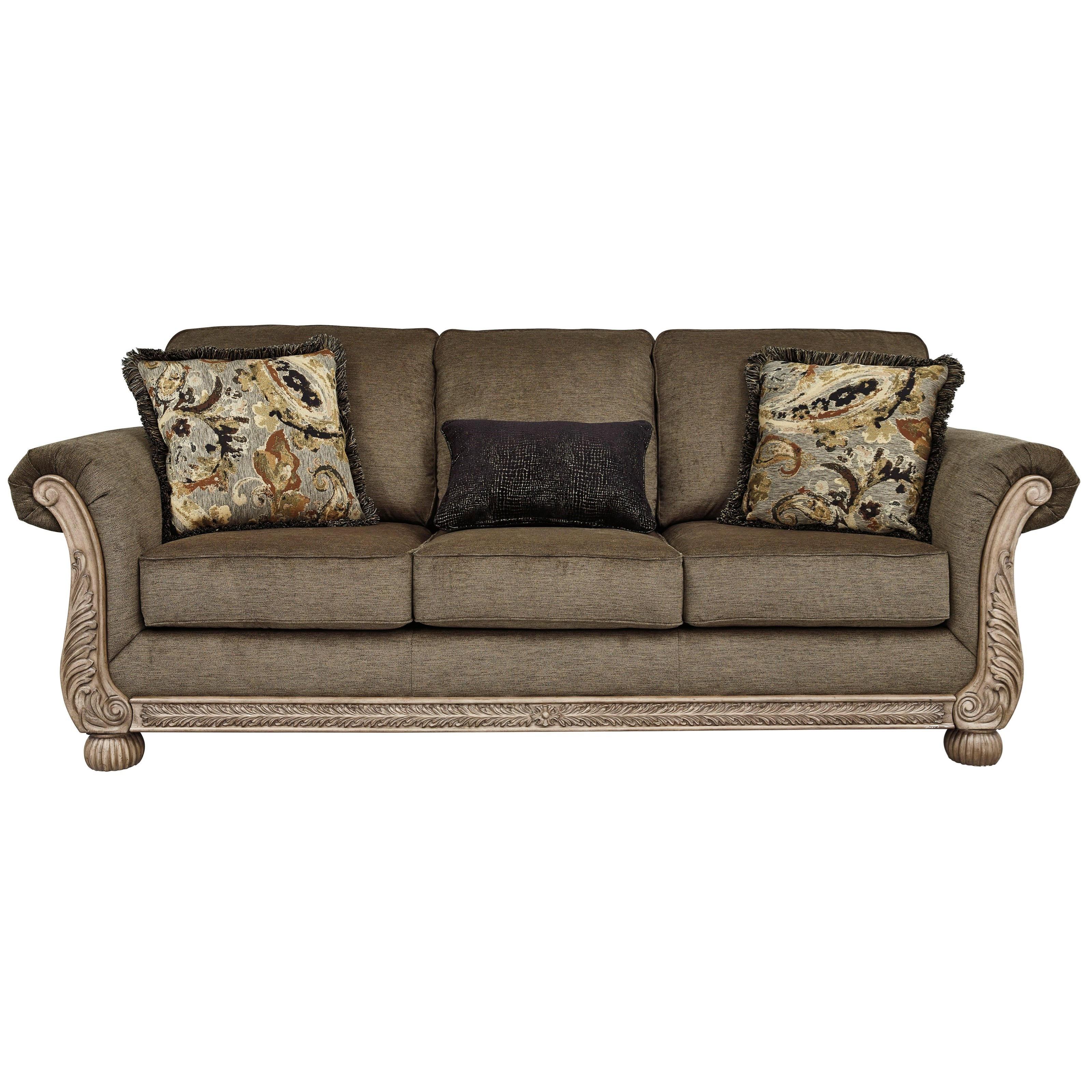 Richburg Sofa by Benchcraft at Miller Waldrop Furniture and Decor