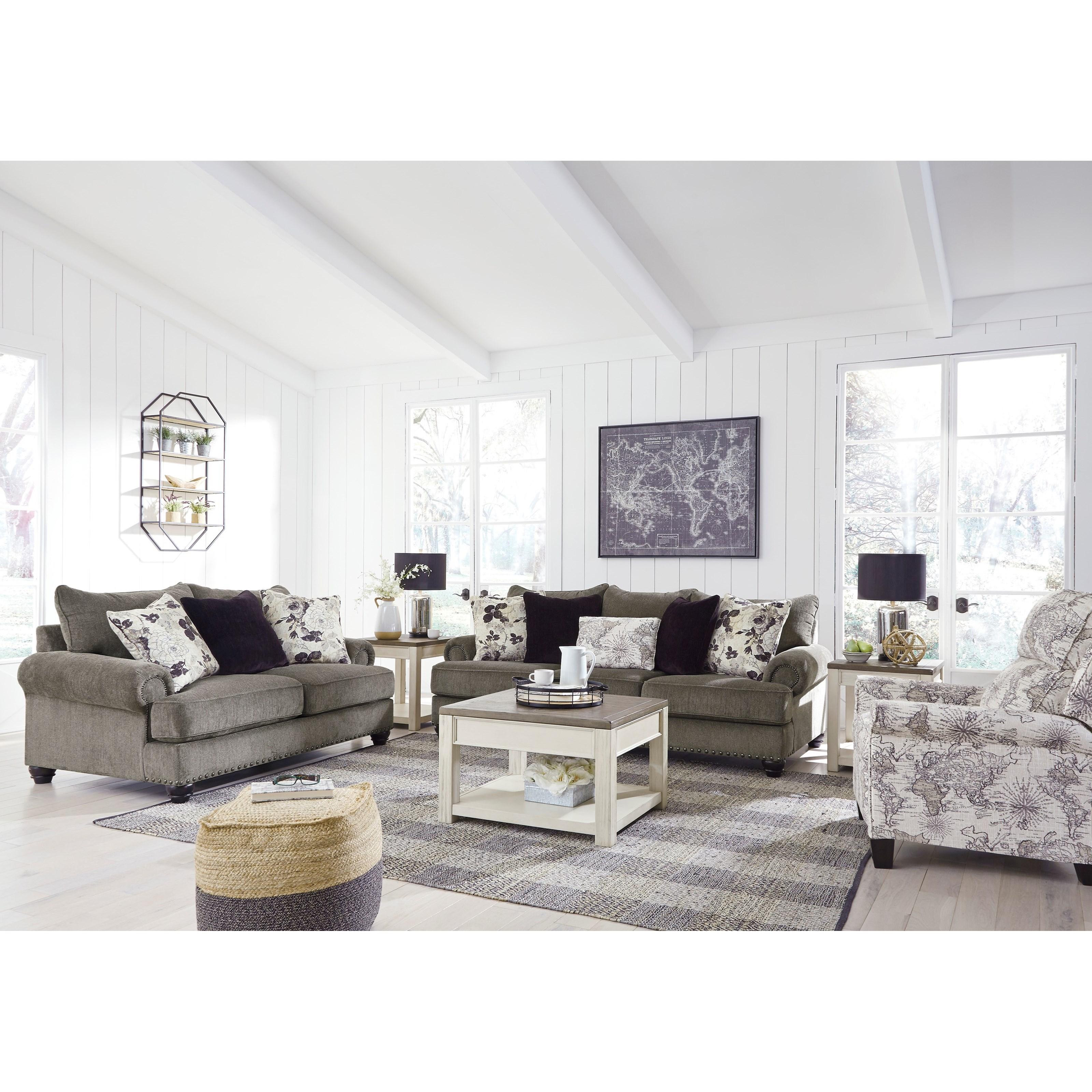 Sembler Living Room Group by Ashley Furniture Benchcraft at Del Sol Furniture