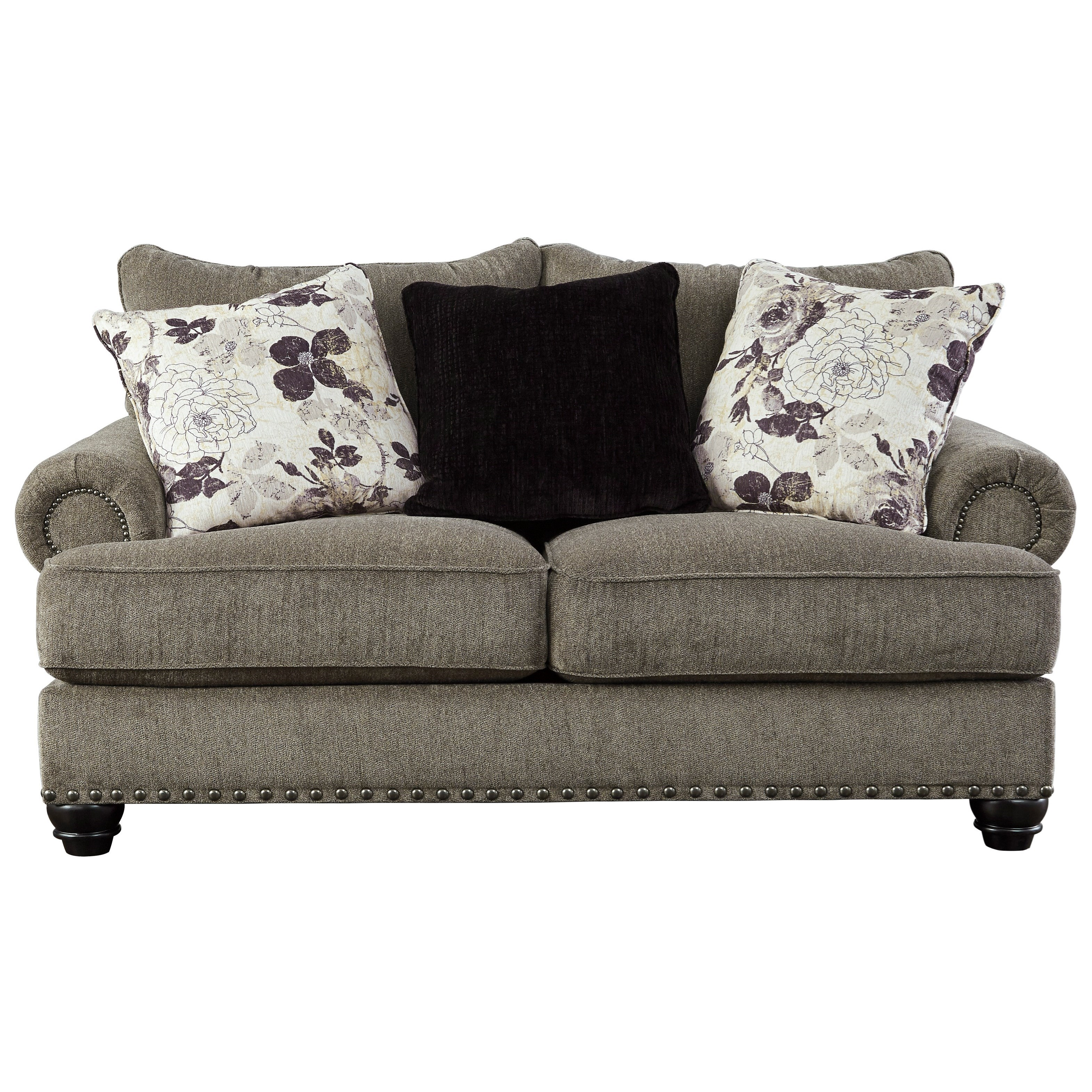 Sembler Loveseat by Benchcraft at Beds N Stuff