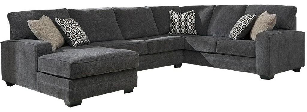 Tracling Sectional with Left Chaise by Benchcraft at Value City Furniture