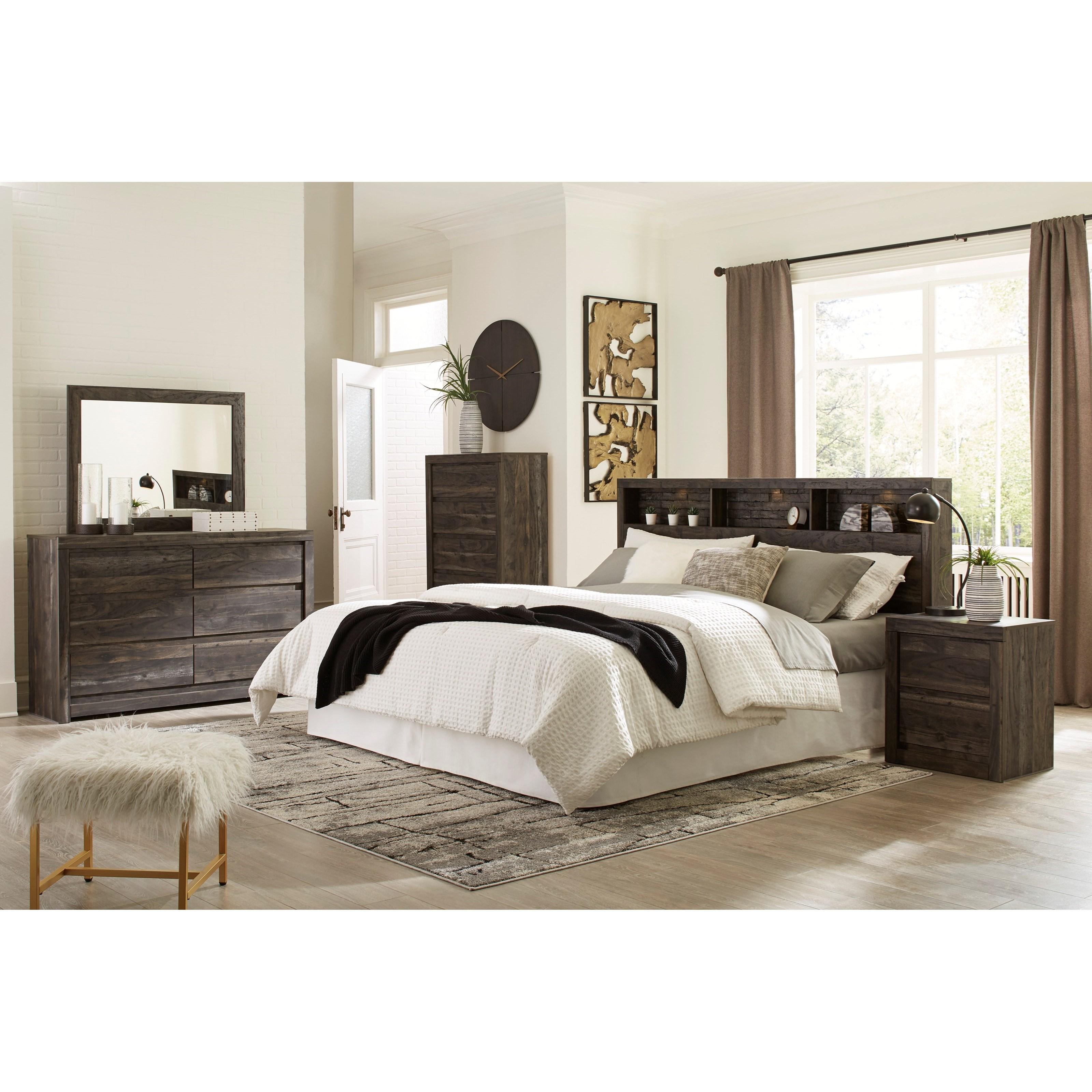 Vay Bay King Bedroom Group by Benchcraft at Furniture Barn