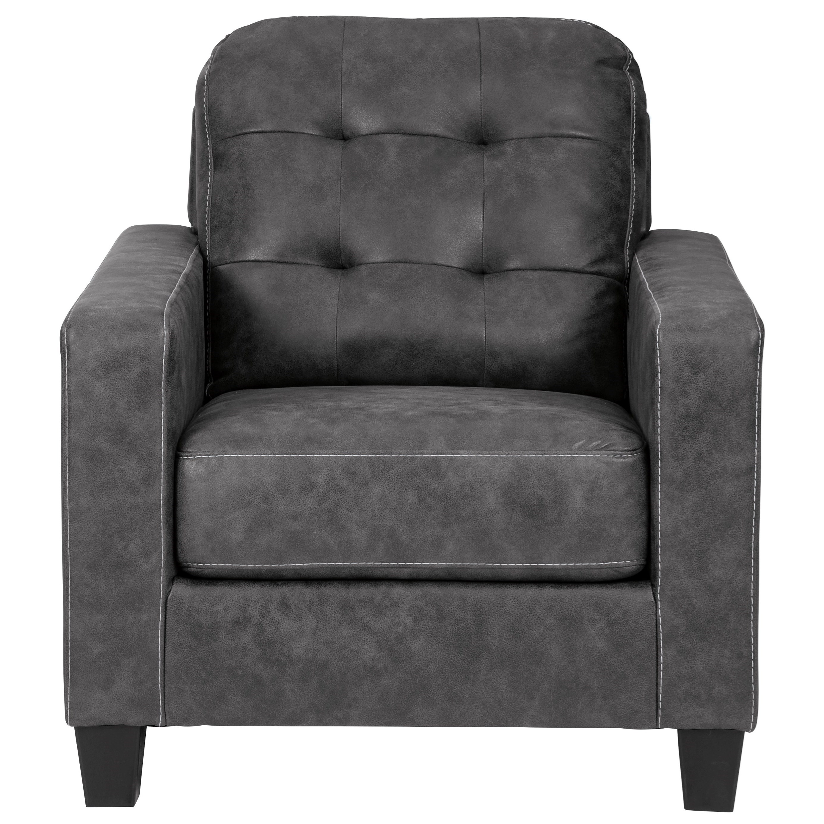 Venaldi Chair by Benchcraft at Miller Waldrop Furniture and Decor