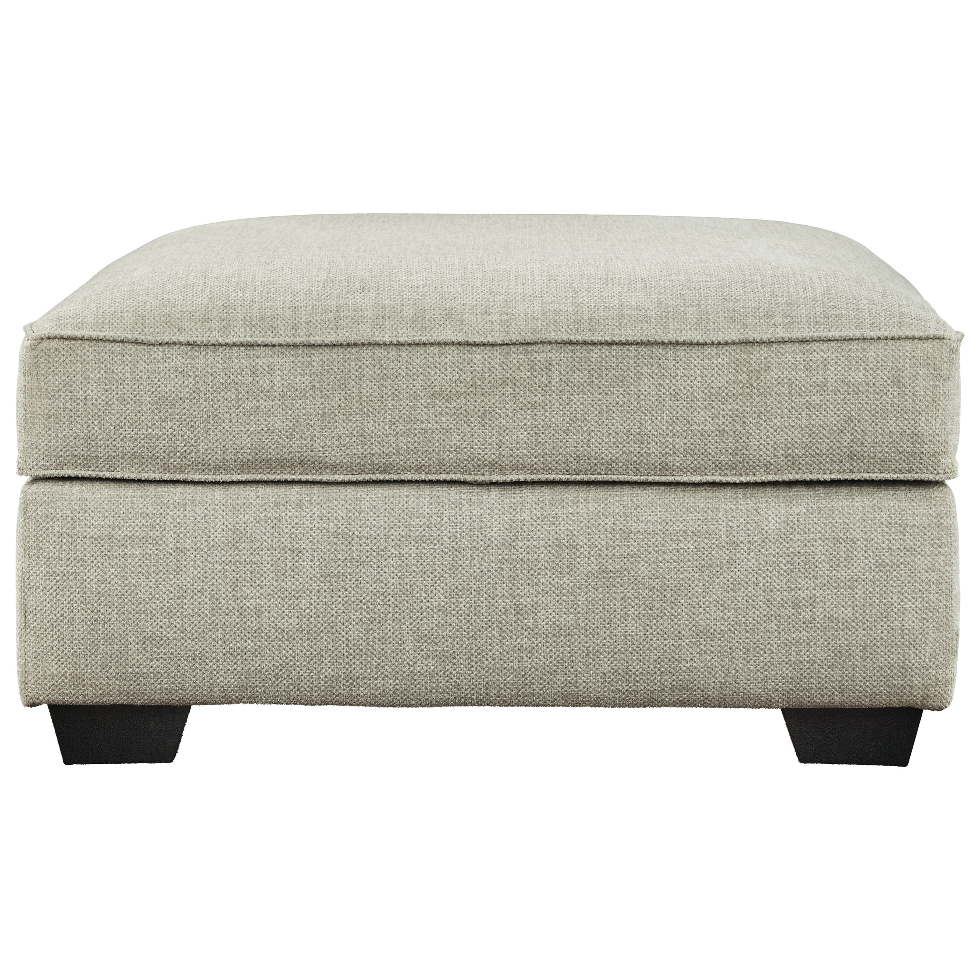 Wellhaven Ottoman with Storage by Benchcraft at Walker's Furniture