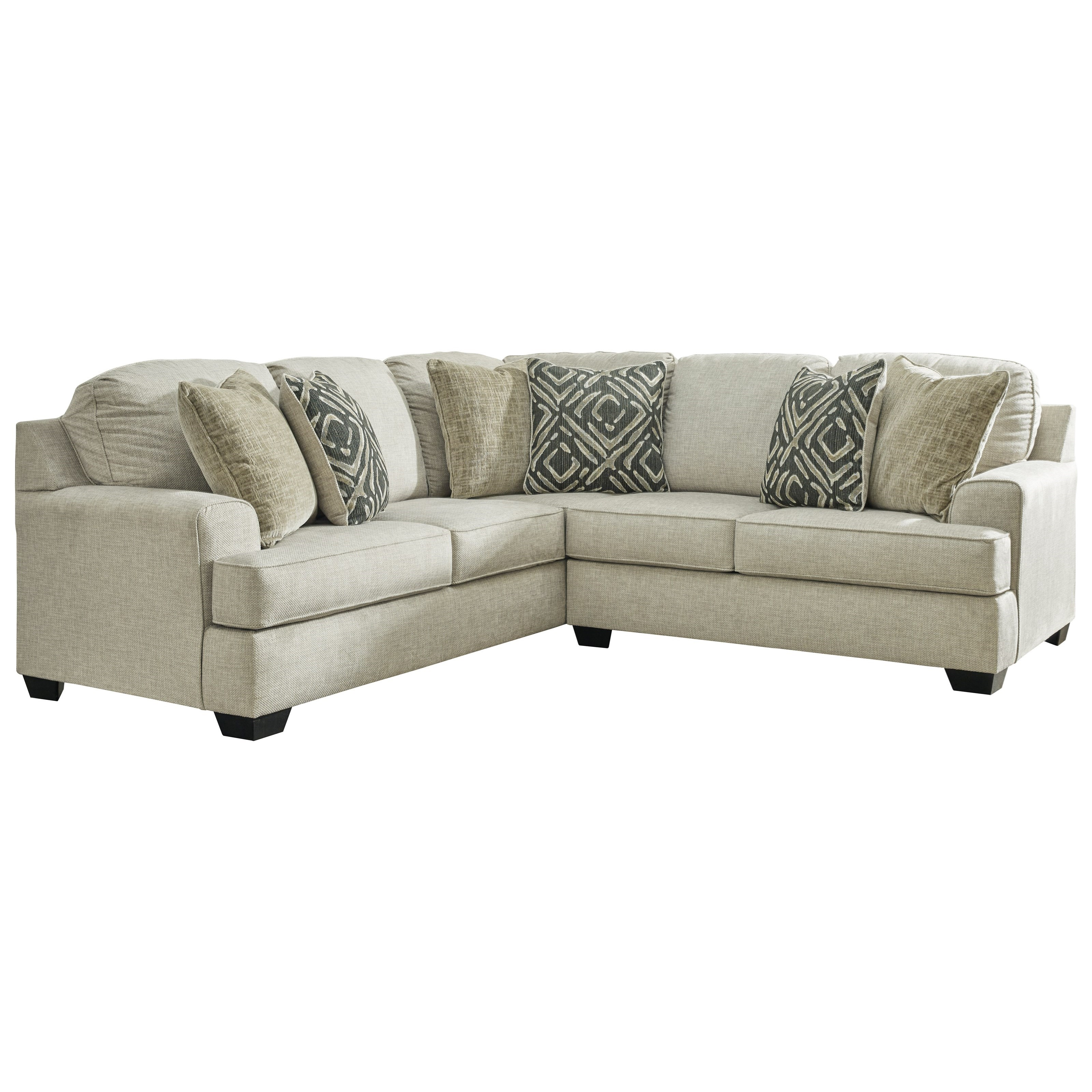 Wellhaven 2-Piece Sectional by Benchcraft at Walker's Furniture
