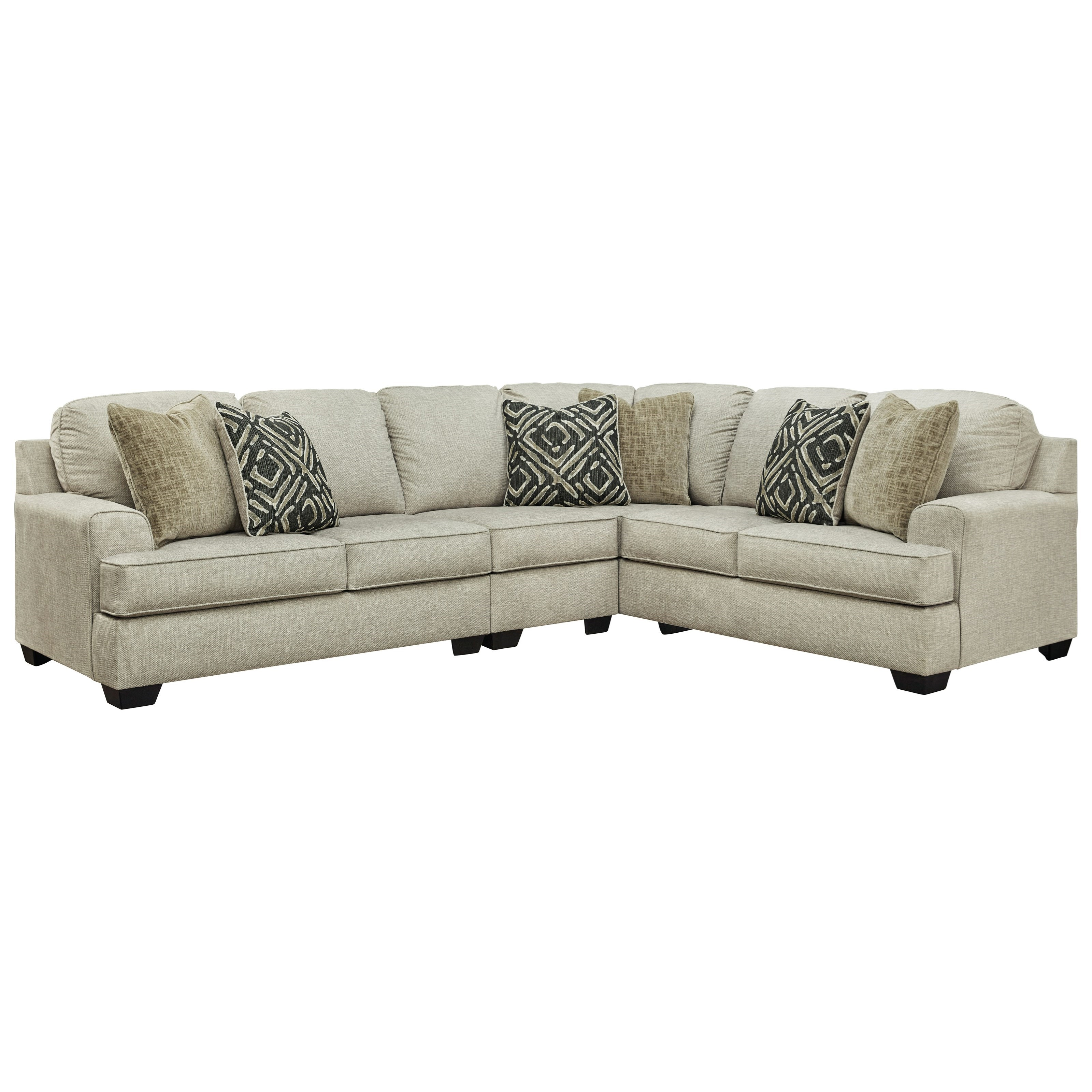 Wellhaven 3-Piece Sectional by Benchcraft at Value City Furniture