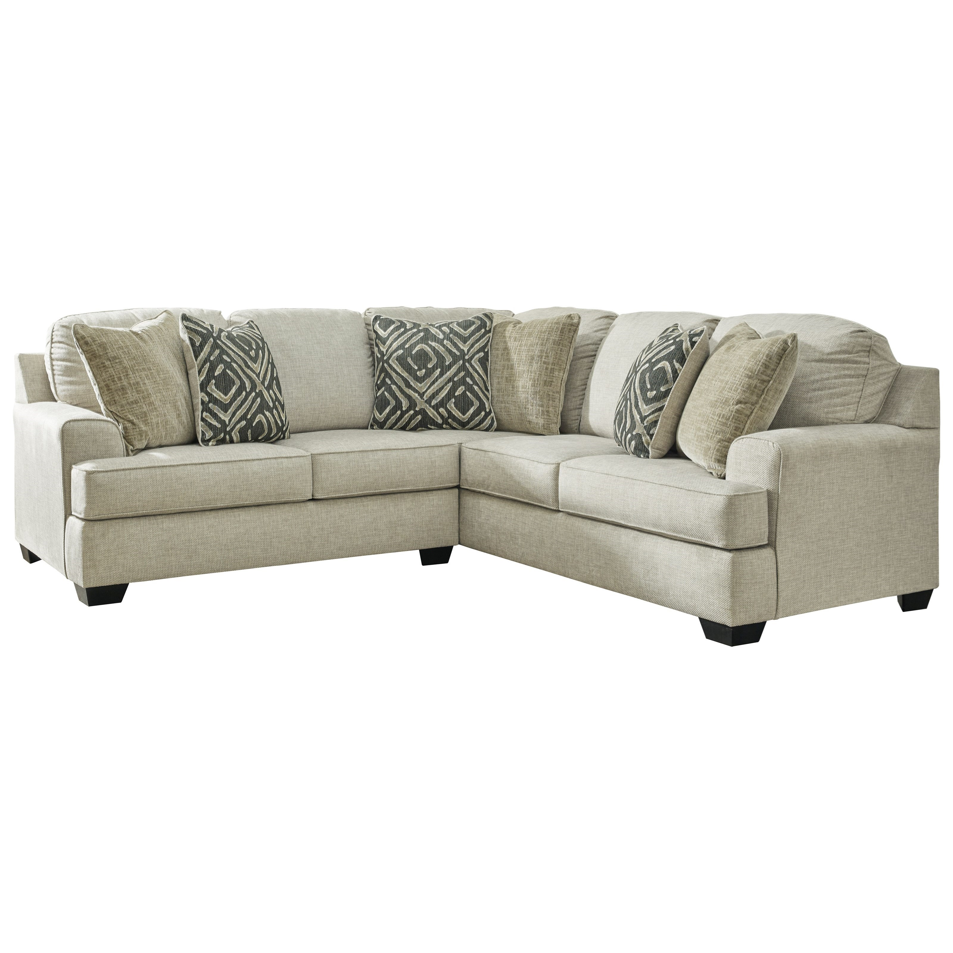 Wellhaven 2-Piece Sectional by Benchcraft at Northeast Factory Direct