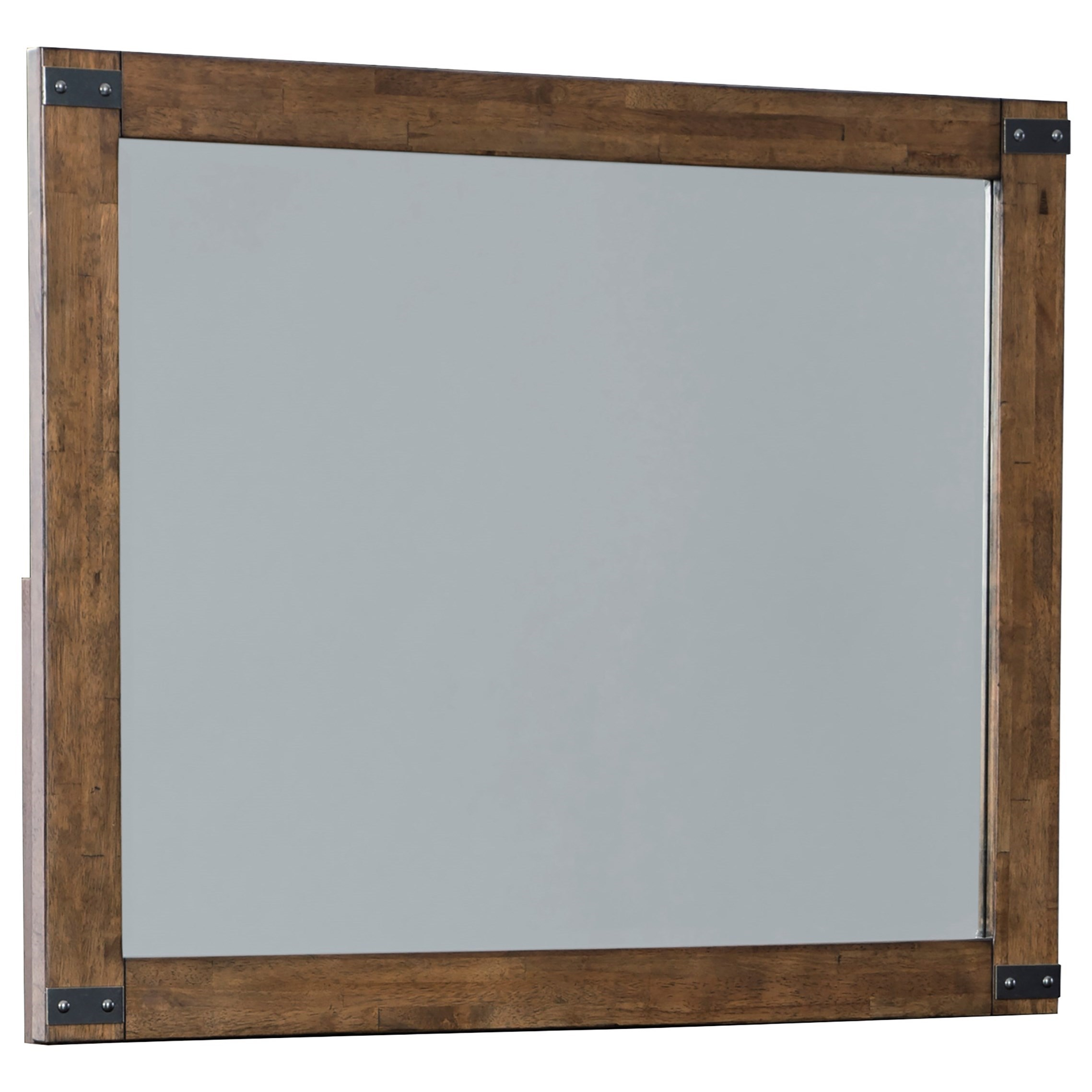 Wyattfield Bedroom Mirror by Benchcraft at Beds N Stuff