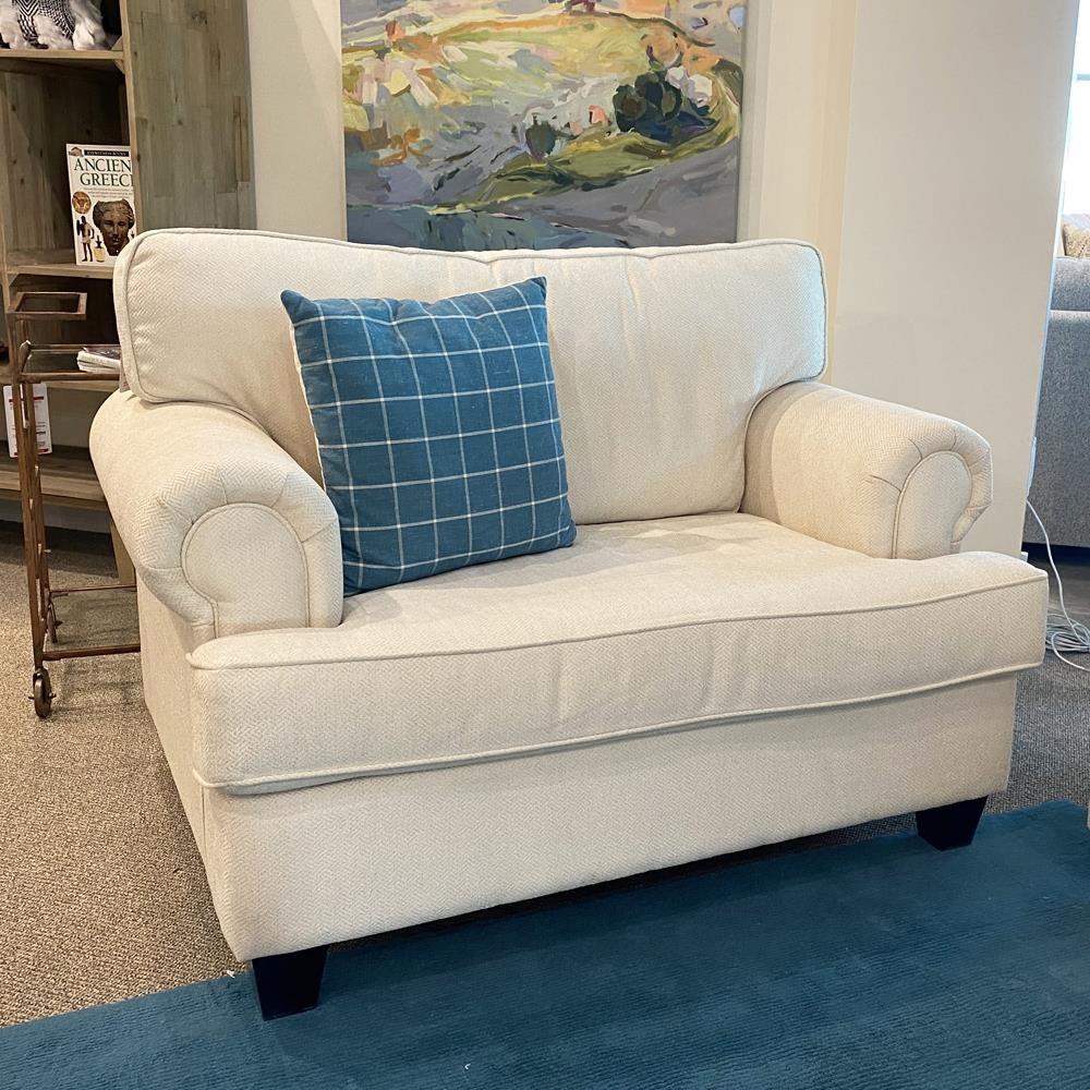 Savannah Chair by Belfort Essentials at Belfort Furniture
