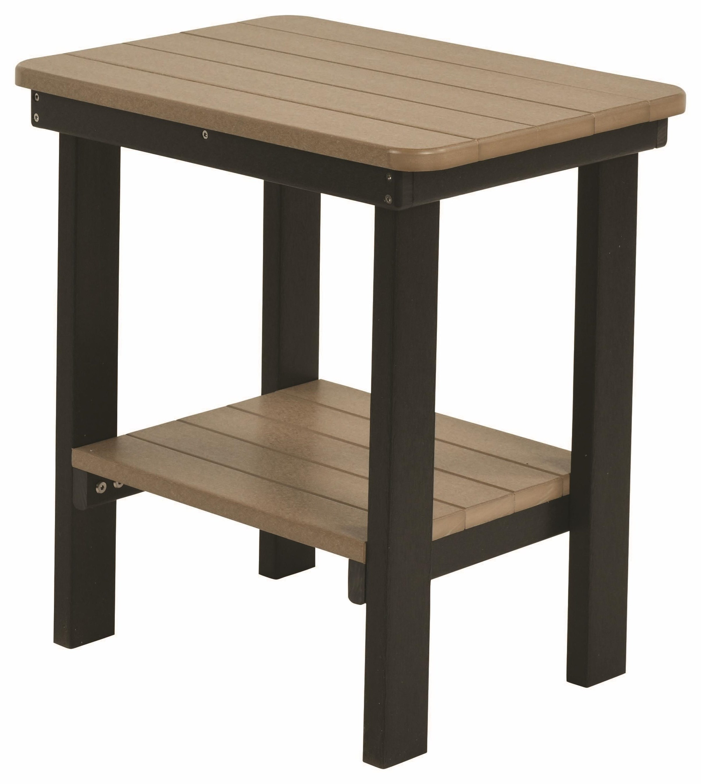 Accessories Rectangular End Table by Berlin Gardens at Westrich Furniture & Appliances