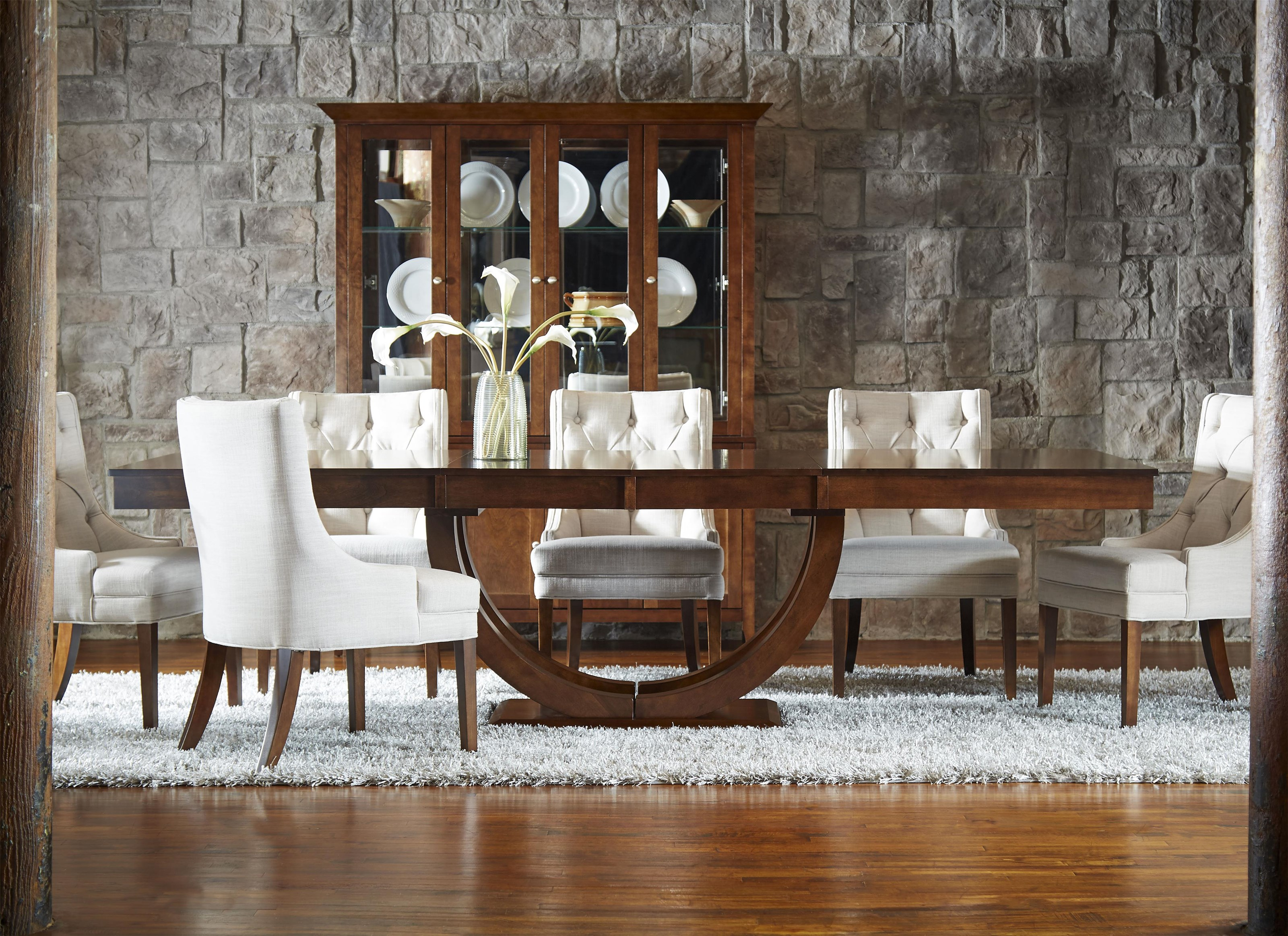9090 Ws Pepper Table by Bermex at Stoney Creek Furniture