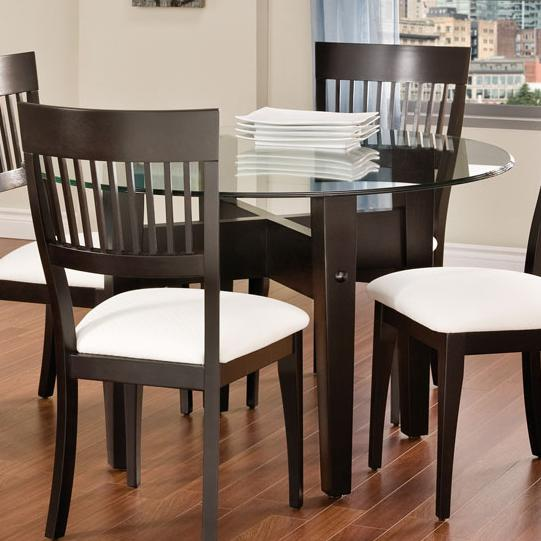Bermex - Tables Round Dining Table by Bermex at Stoney Creek Furniture