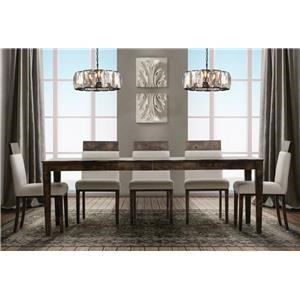 Century Truffle Dining Table
