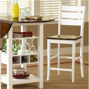 Bernards Ridgewood Bar Stool