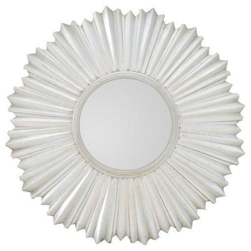 Allure Round Mirror by Bernhardt at Baer's Furniture