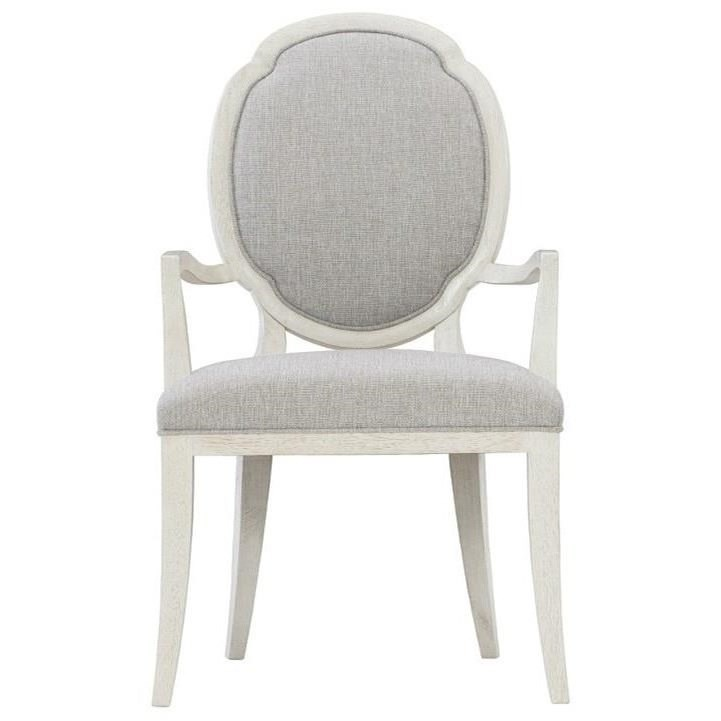 Allure Customizable Upholstered Arm Chair by Bernhardt at Sprintz Furniture