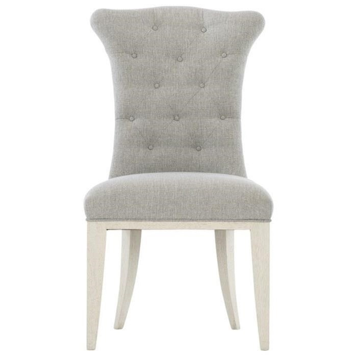 Allure Customizable Upholstered Side Chair by Bernhardt at Fisher Home Furnishings