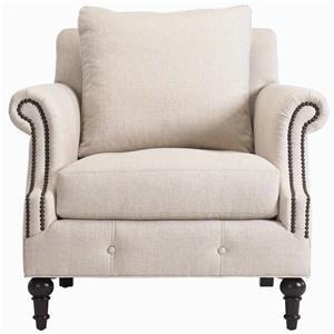 Bernhardt Interiors - Angelica Upholstered Chair