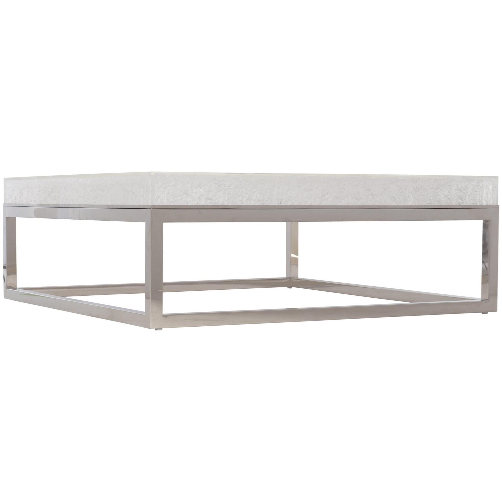 Arctic Cocktail Table by Bernhardt at Fisher Home Furnishings
