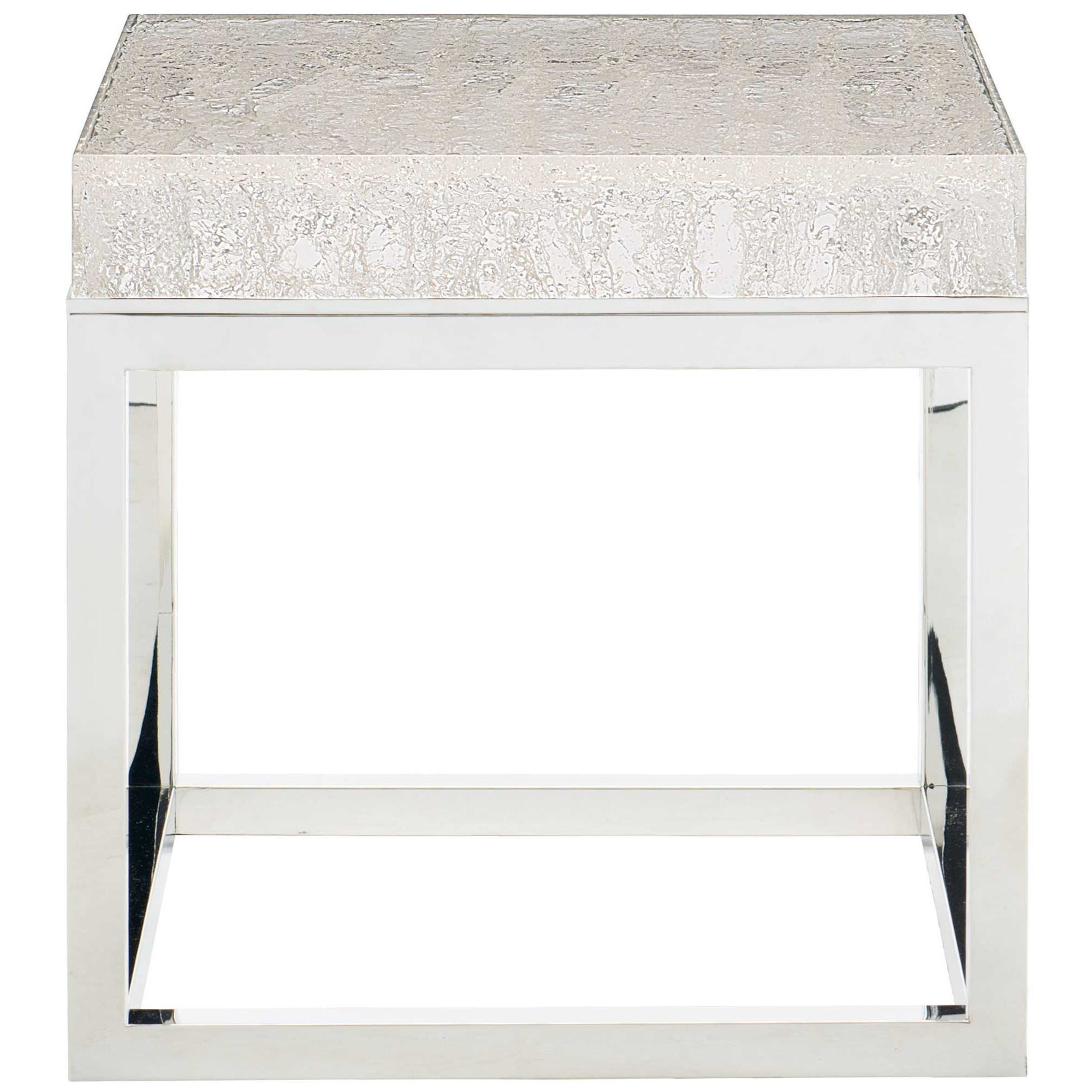 Arctic End Table at Williams & Kay