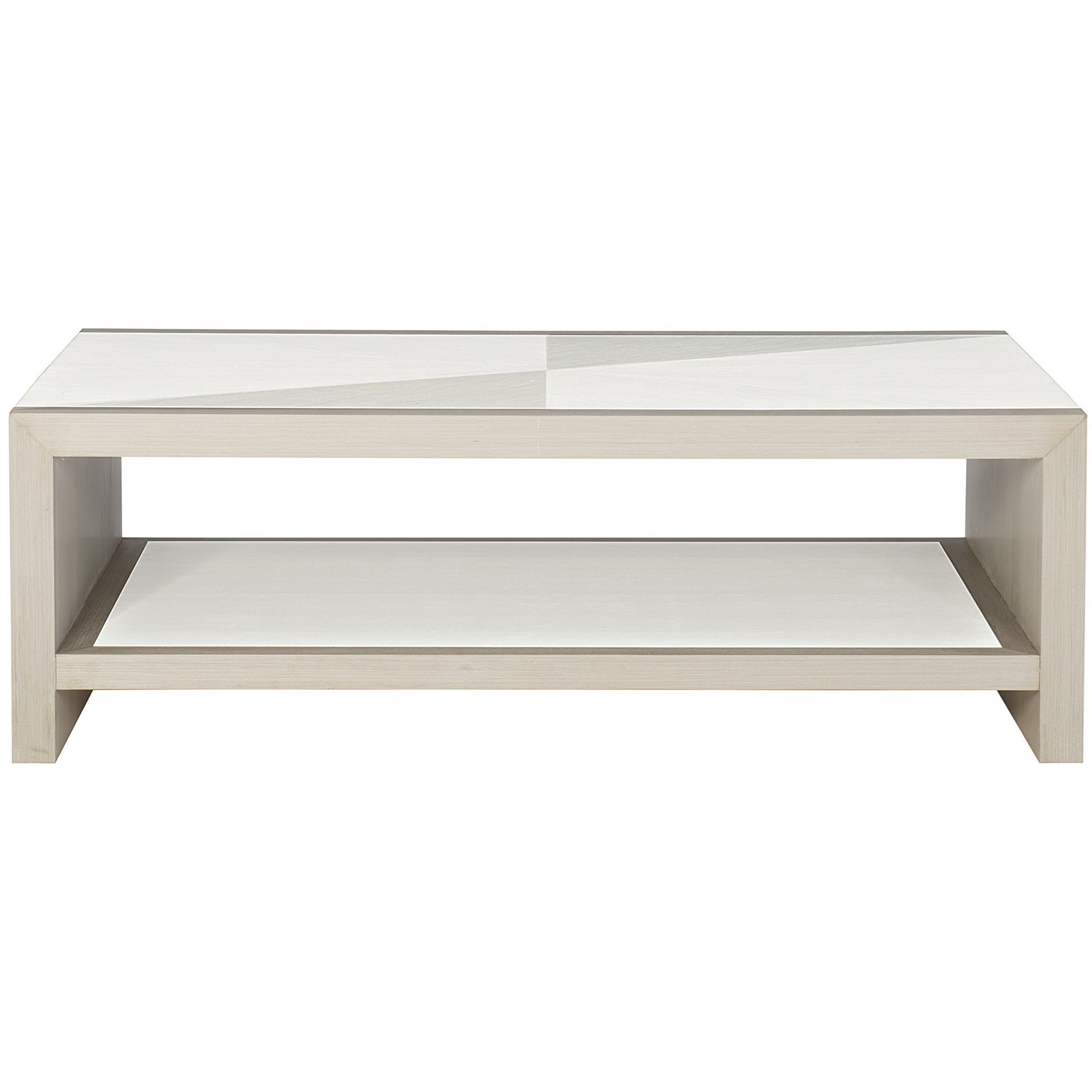 Axiom Rectangular Cocktail Table by Bernhardt at Baer's Furniture