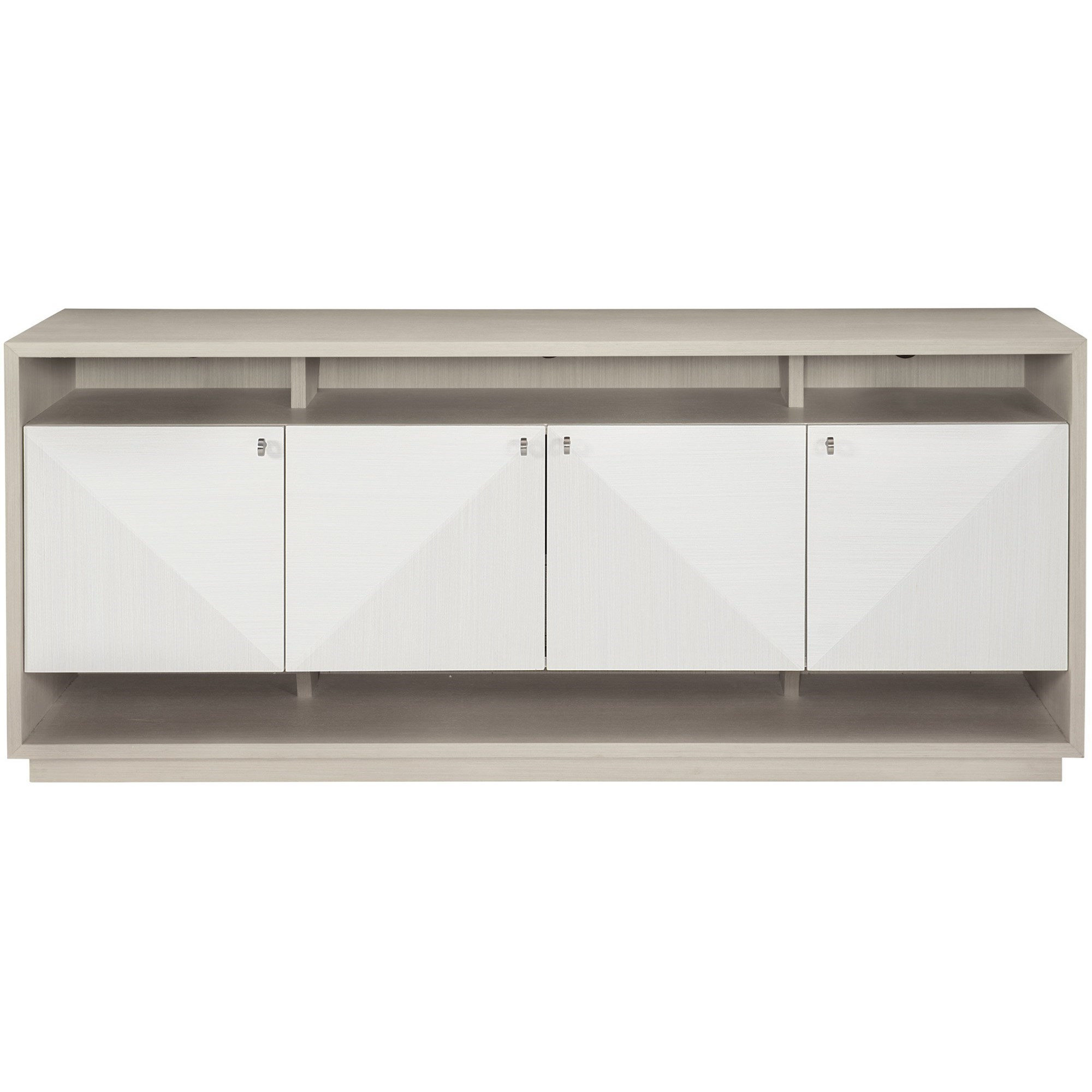 Axiom Entertainment Console by Bernhardt at Fisher Home Furnishings