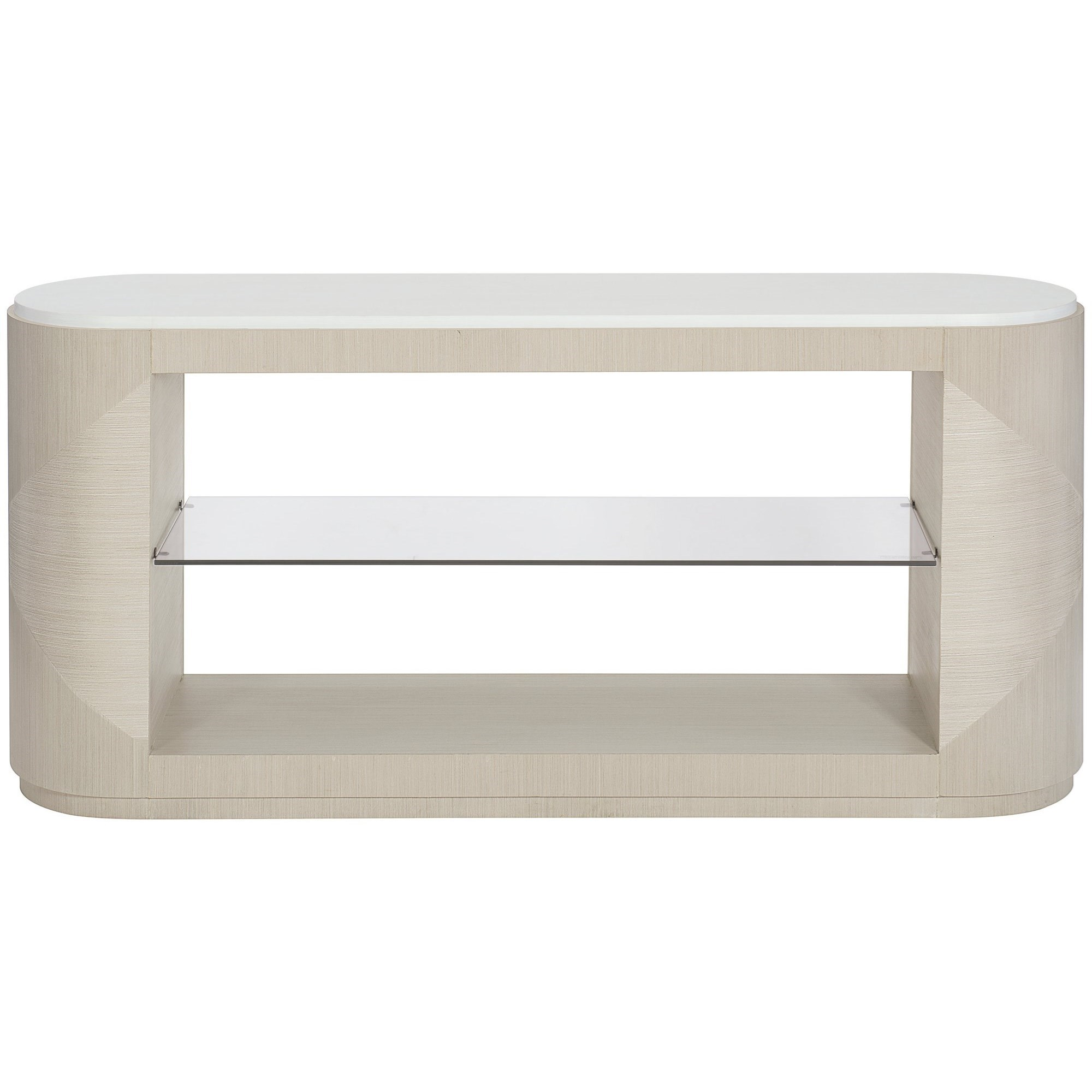 Axiom Console Table by Bernhardt at Baer's Furniture