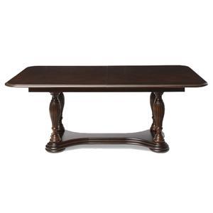 Bernhardt Belmont Double Pedestal Dining Table