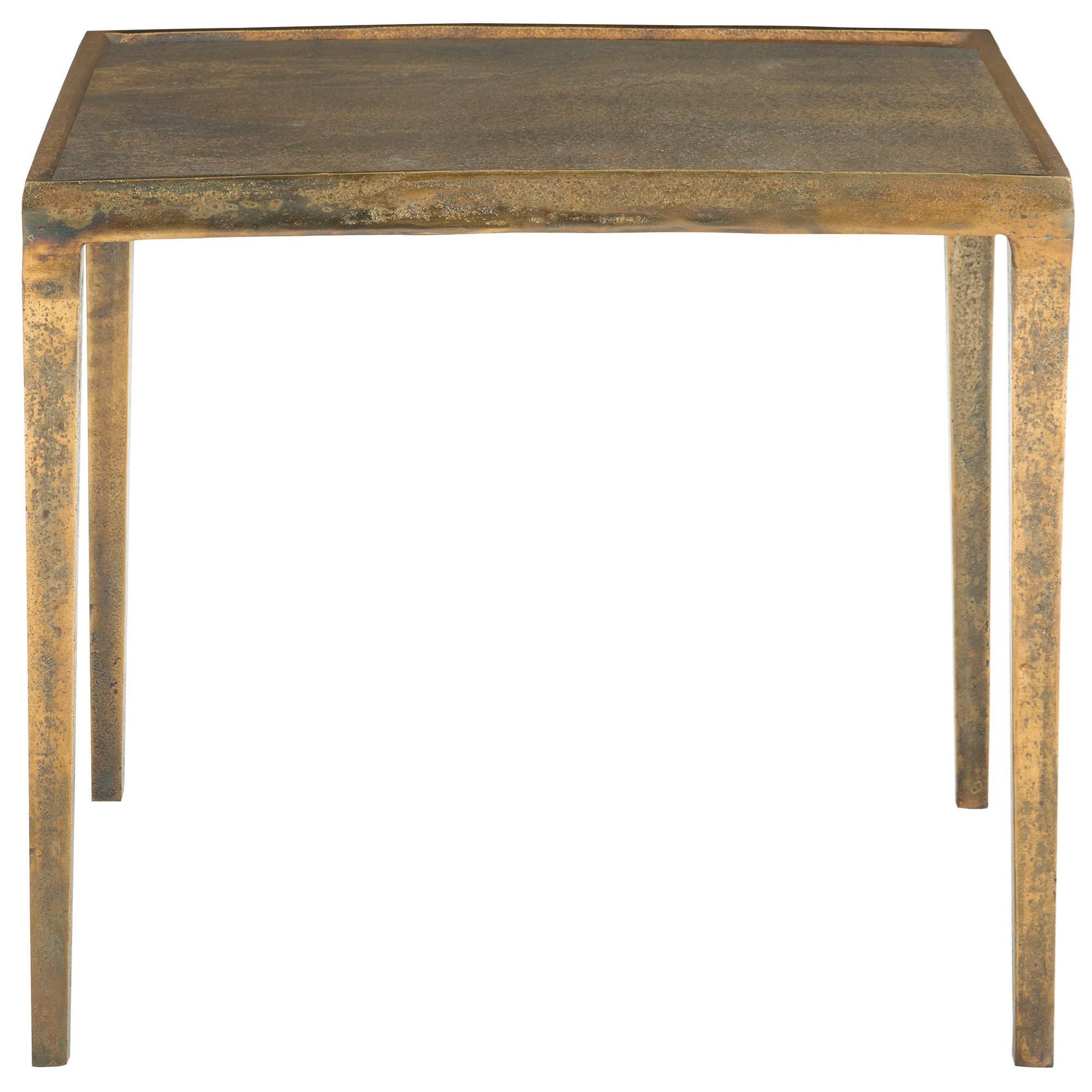 Benson End Table by Bernhardt at Stuckey Furniture