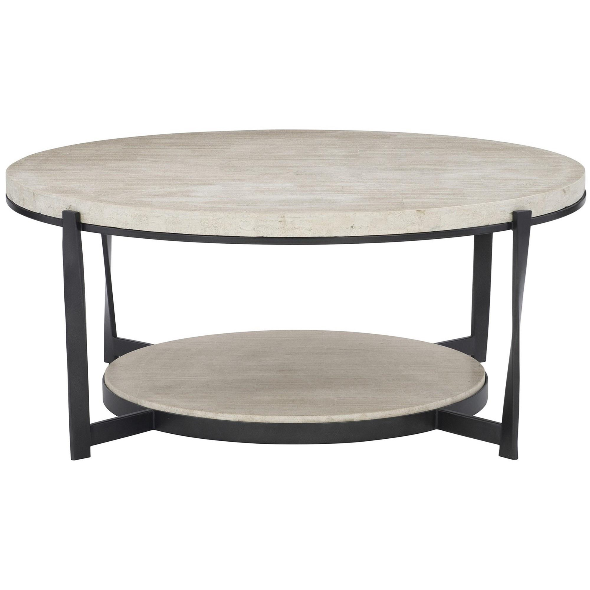 Berkshire Cocktail Table by Bernhardt at Fisher Home Furnishings