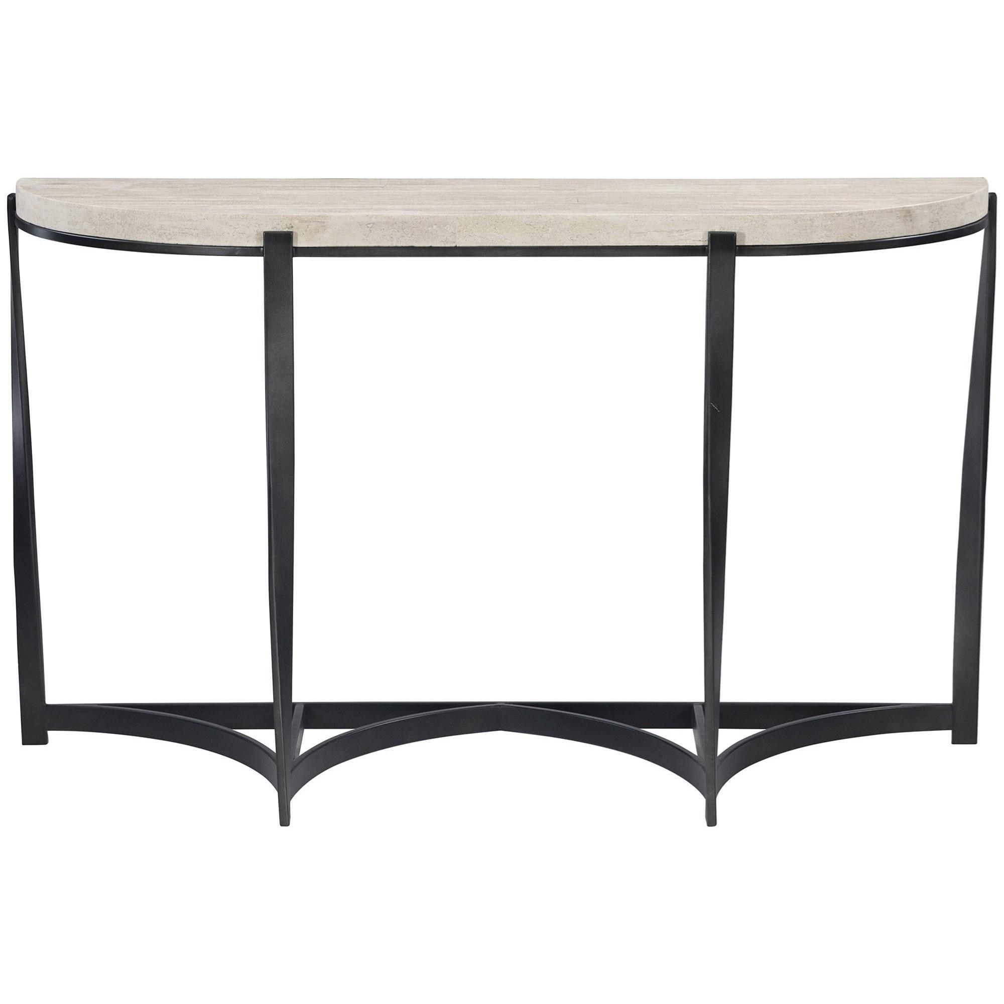 Berkshire Console Table by Bernhardt at Sprintz Furniture