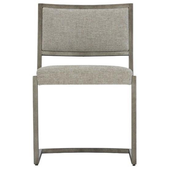 Loft - Highland Park Ames Metal Side Chair by Bernhardt at Baer's Furniture