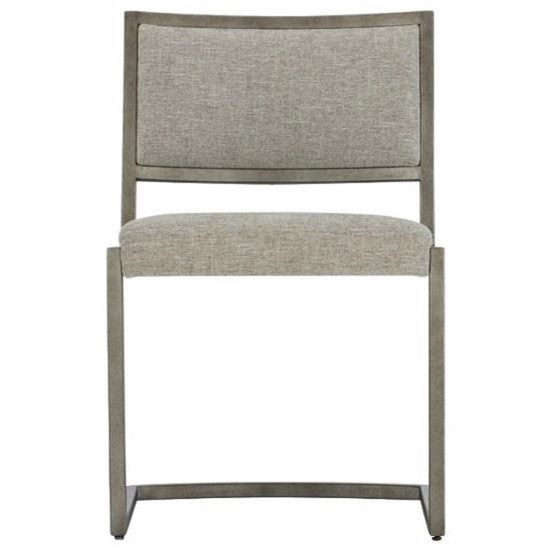 Loft - Highland Park Ames Customizable Metal Side Chair by Bernhardt at Baer's Furniture