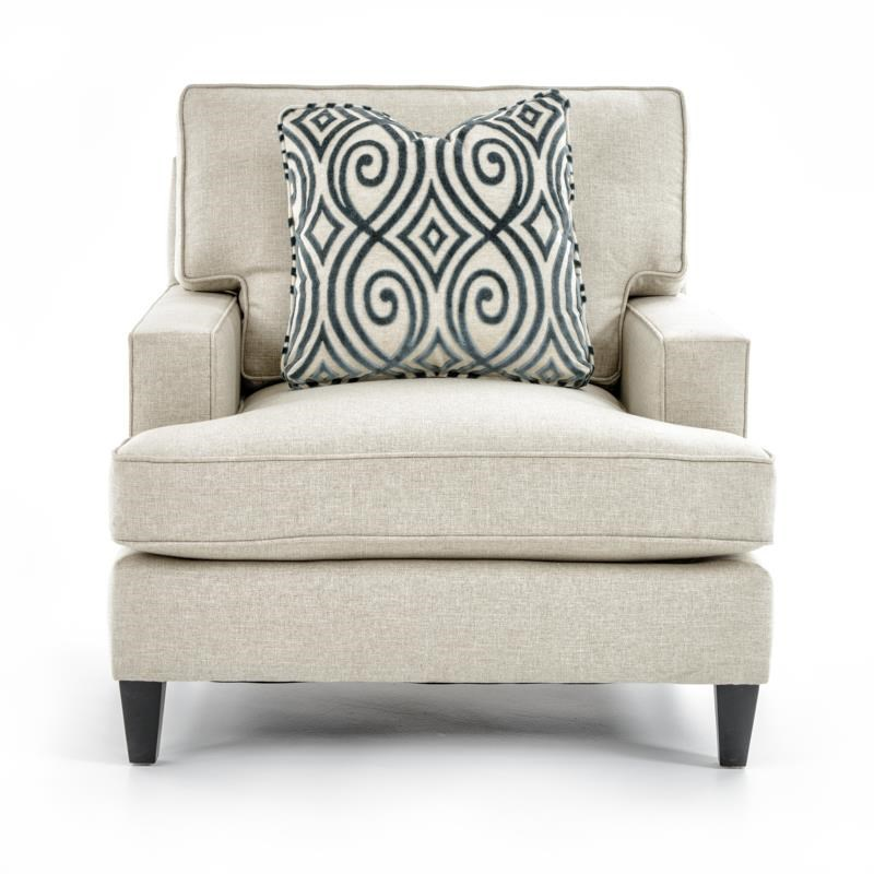 Signature Seating Customizable Chair by Bernhardt at Baer's Furniture