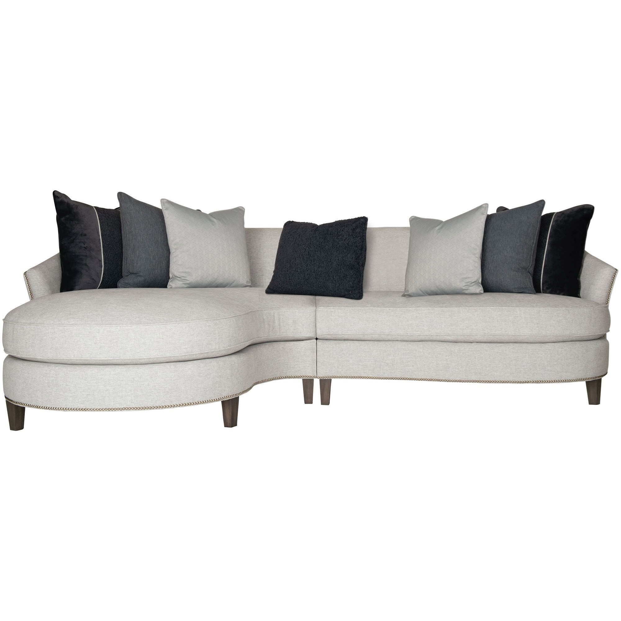 Brannen 2-Piece Sectional at Williams & Kay