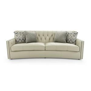 "89"" Sofa with Transitional Elegance"