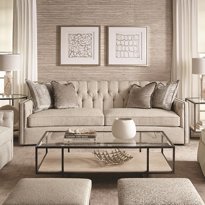 Candace Sofa by Bernhardt at Darvin Furniture