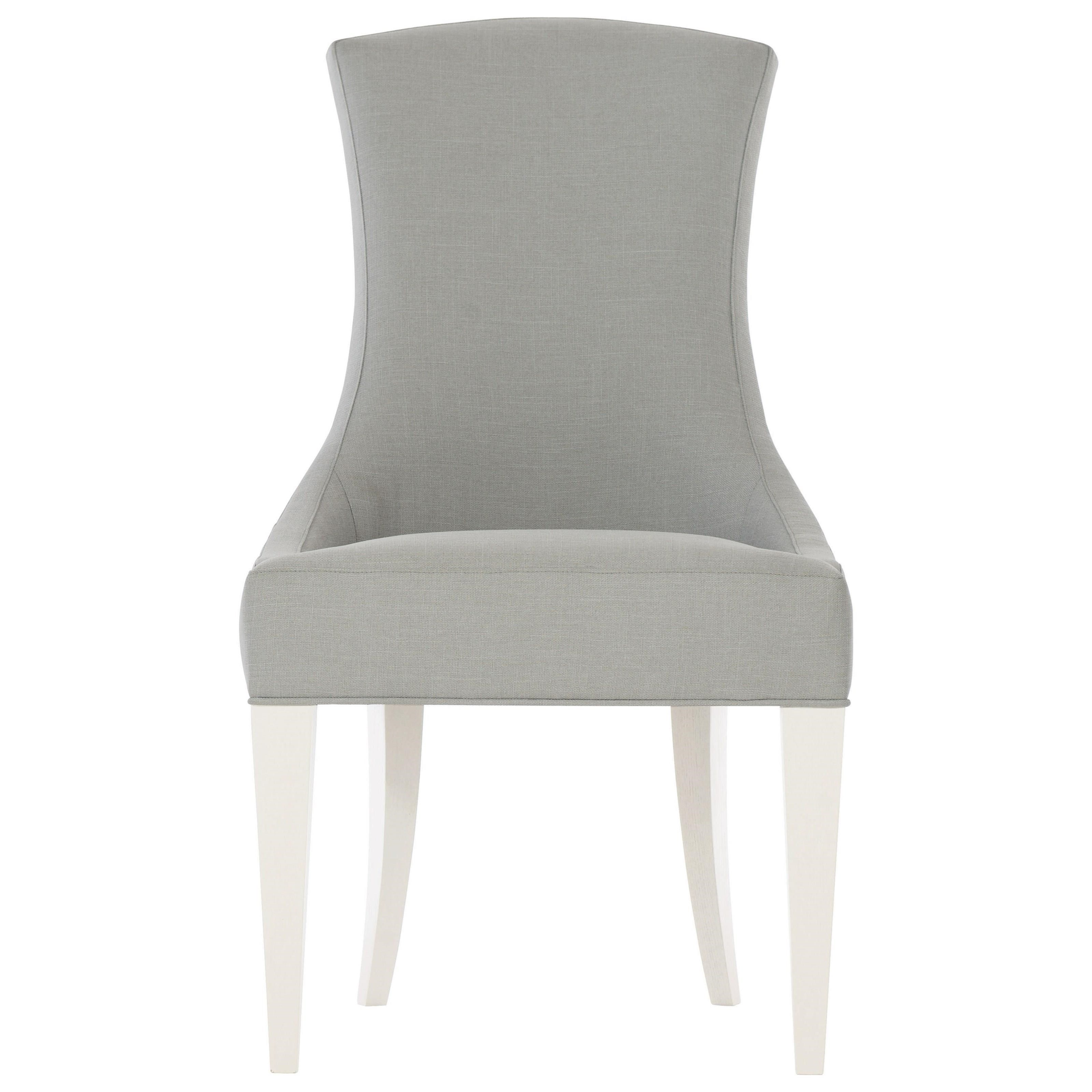 Calista Customizable Side Chair by Bernhardt at Fisher Home Furnishings